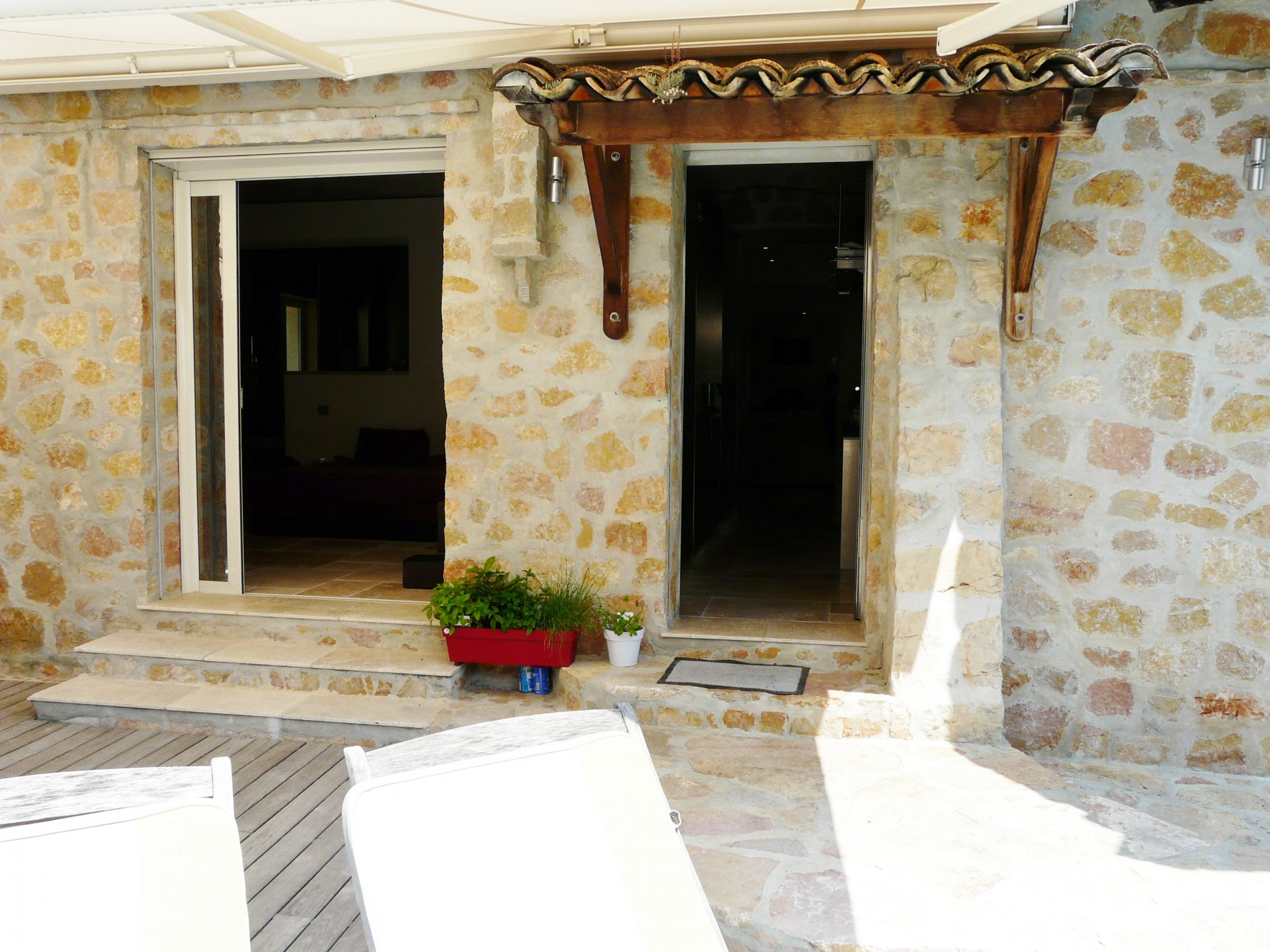 CHARMING STONE MAS WITH SEA VIEW