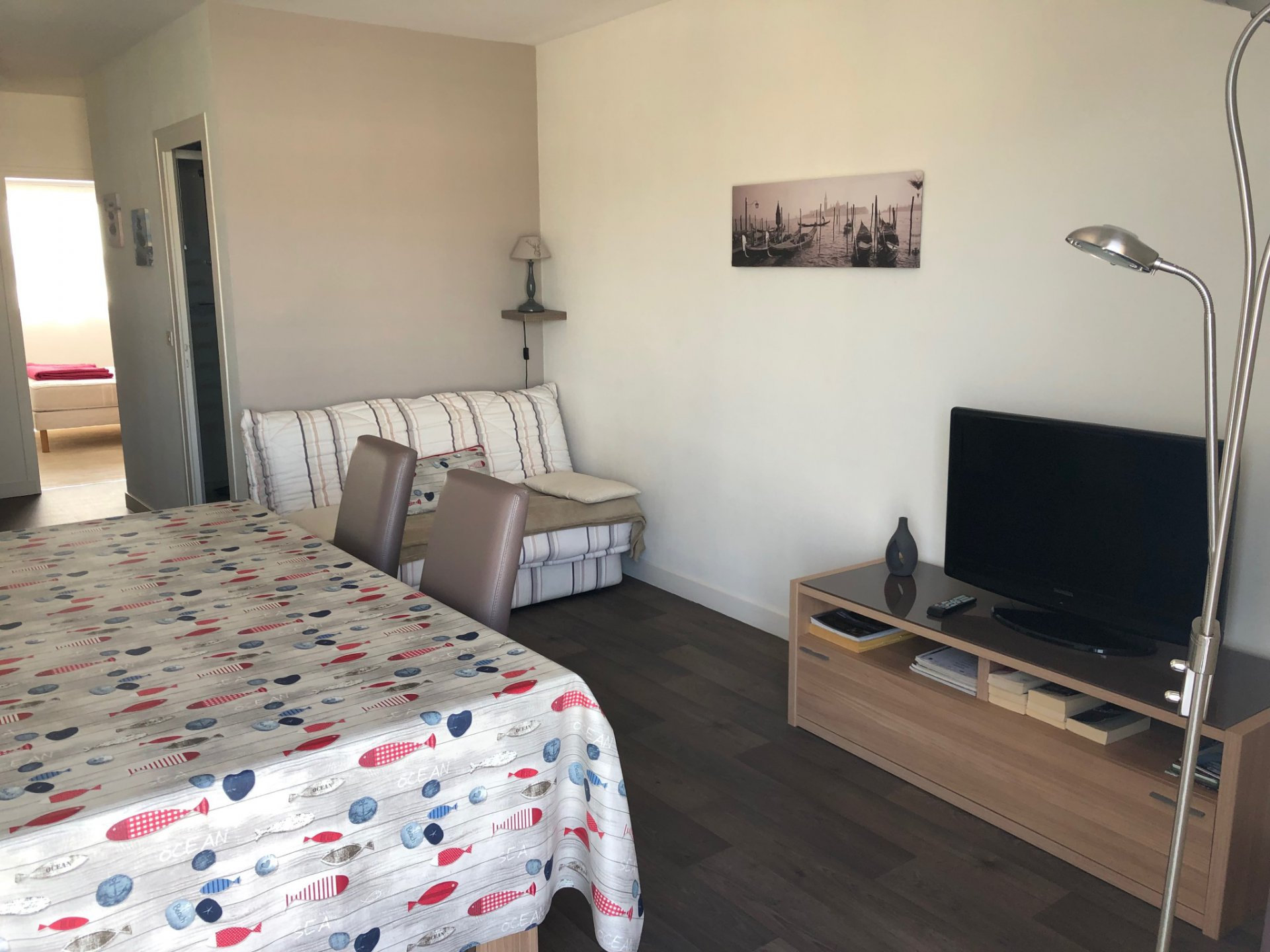 Seasonal rental Apartment - Le Pouliguen