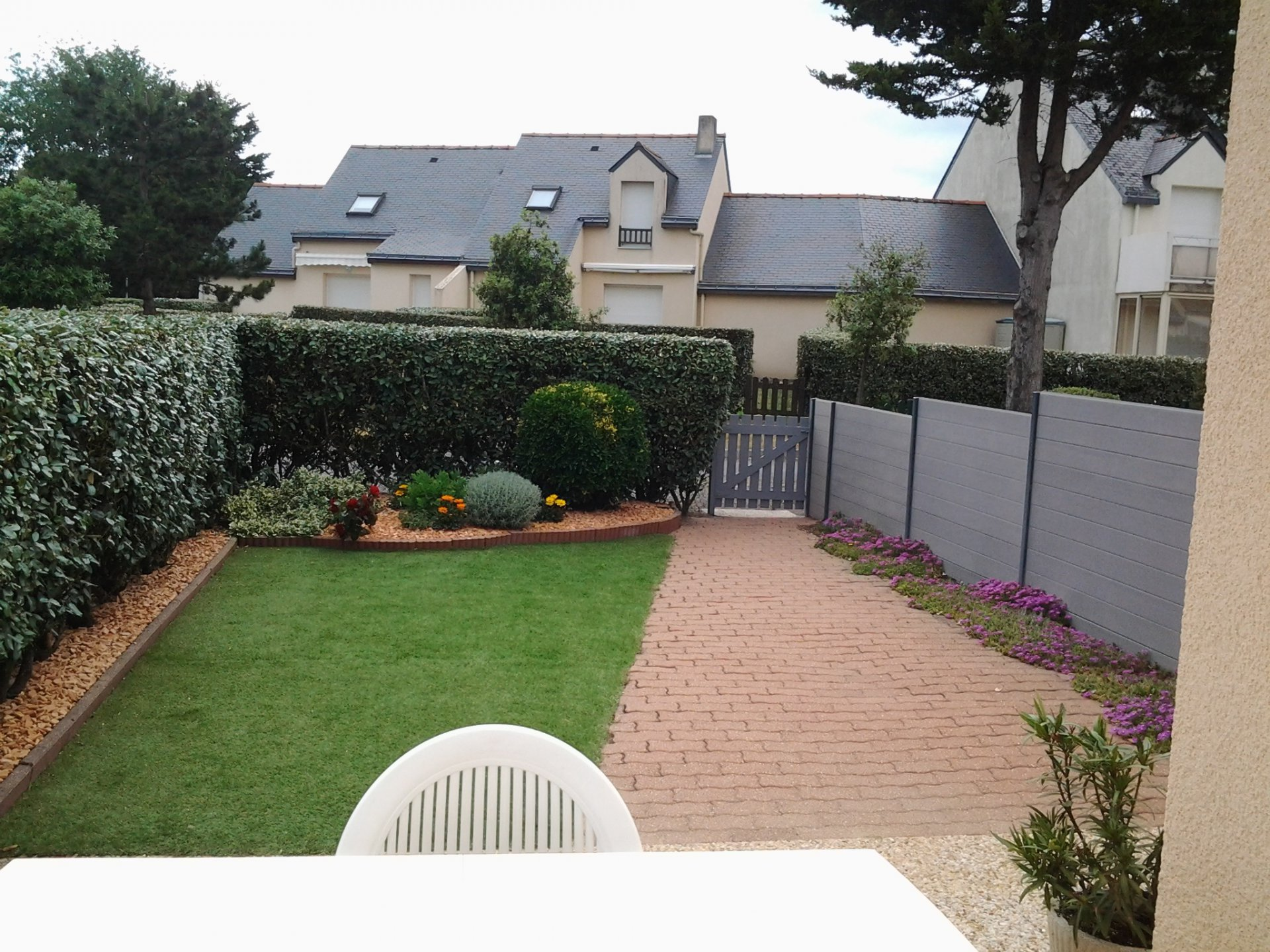 Seasonal rental Villa - Le Pouliguen