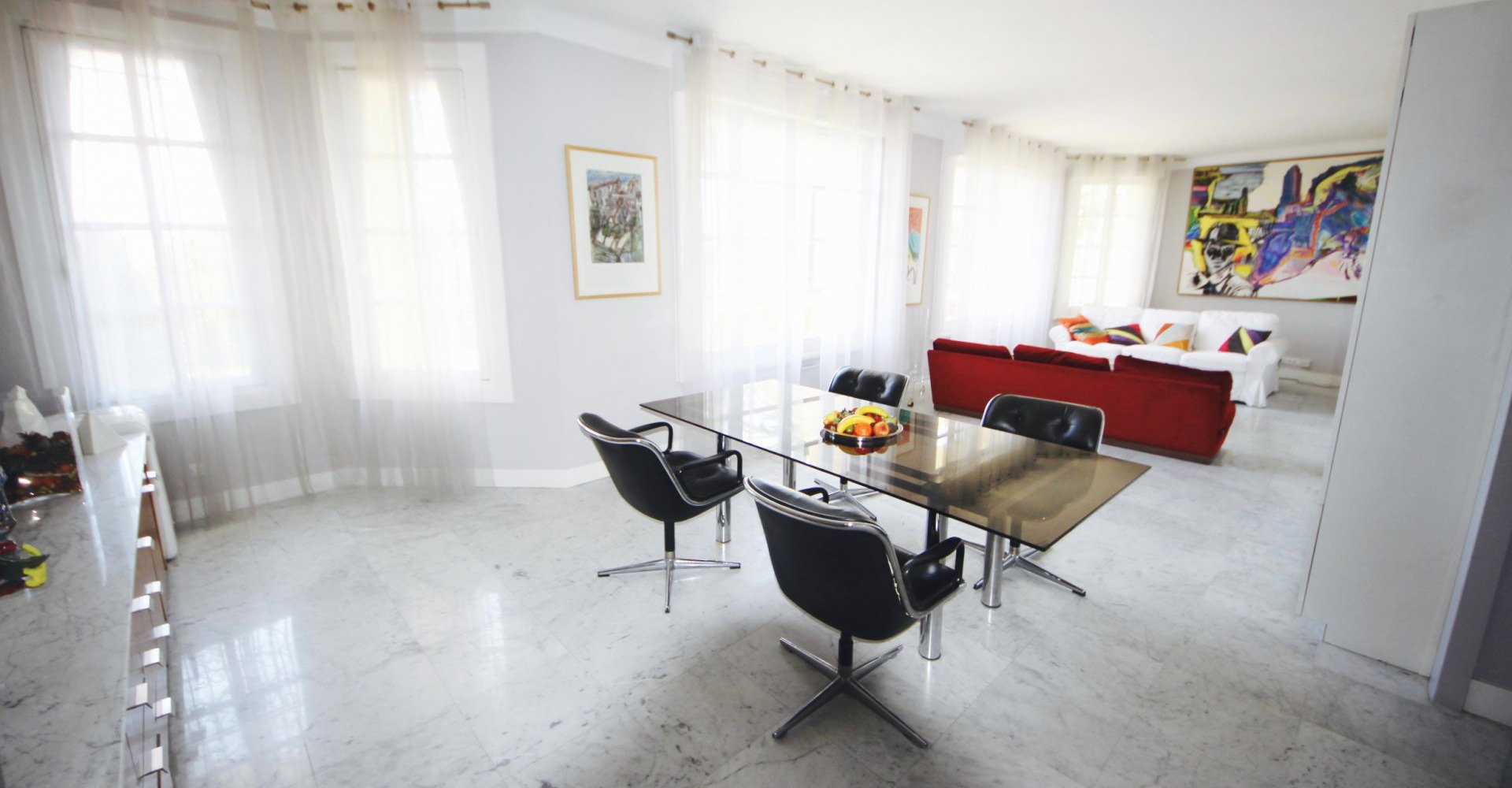 Cannes Midi - Seafront, big  2 bedrooms apartment of 95sqm