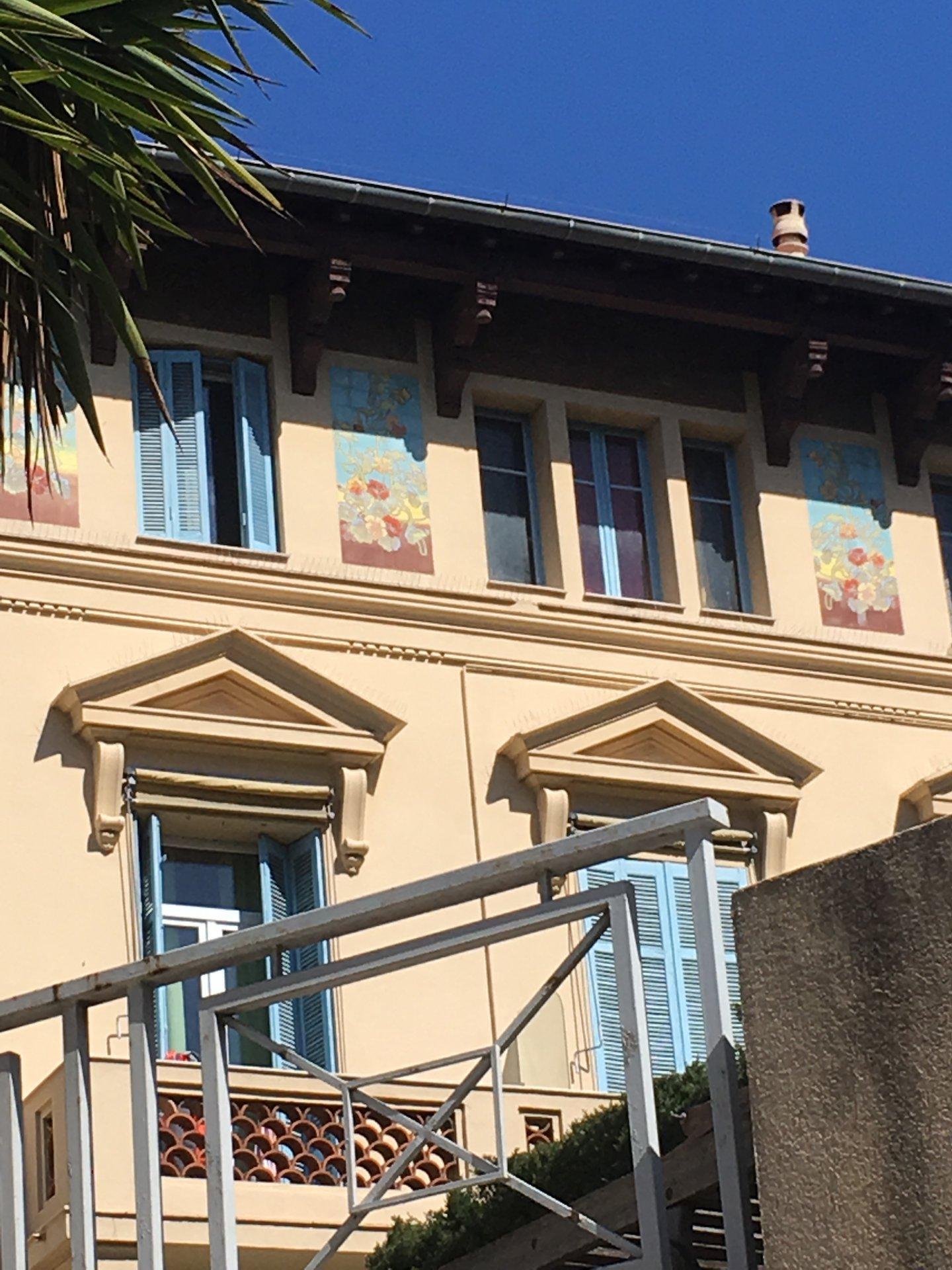 Appartement 5 personnes (Cannes Suquet)