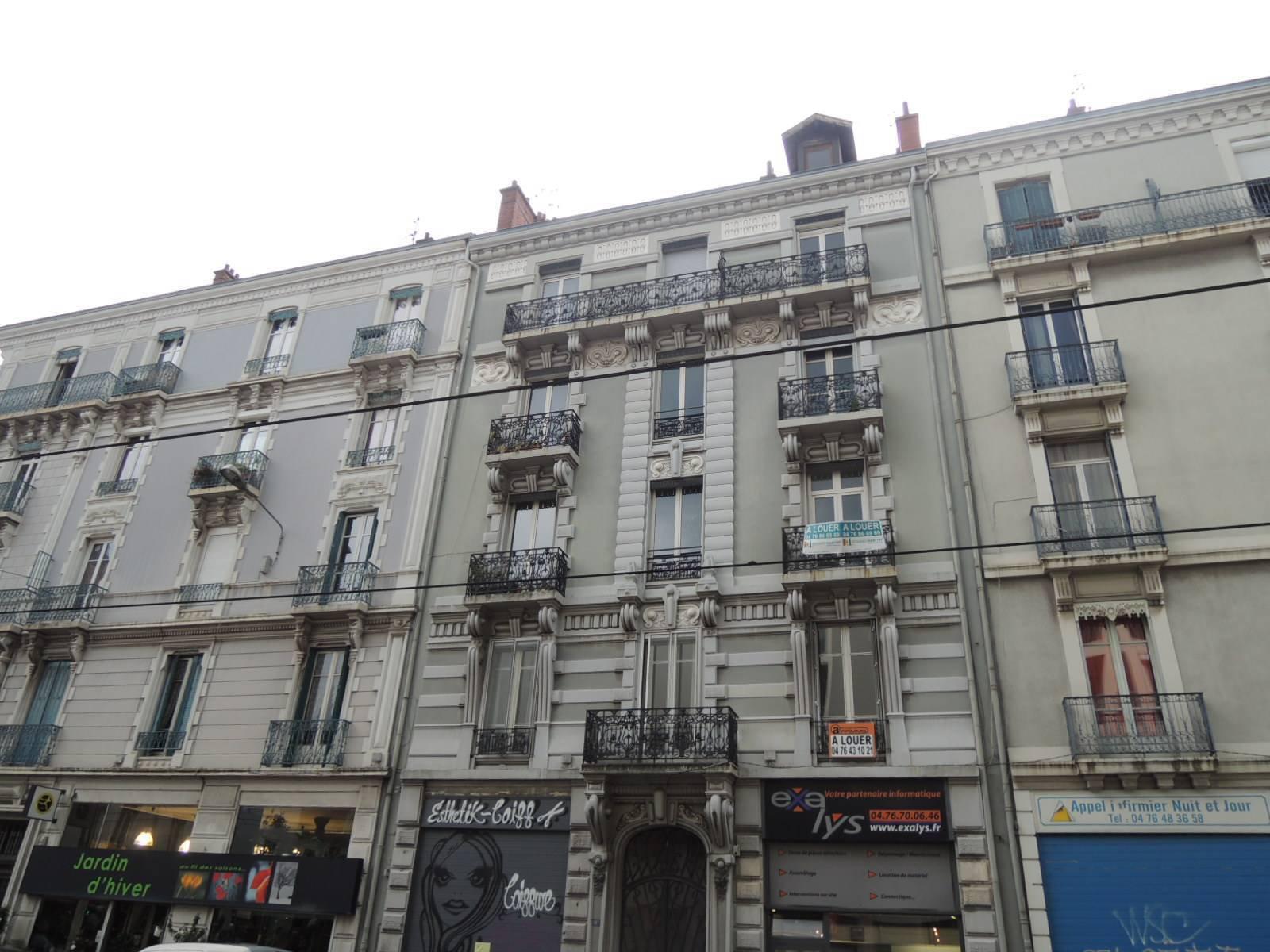 Rental Apartment - Grenoble Chorier-Berriat