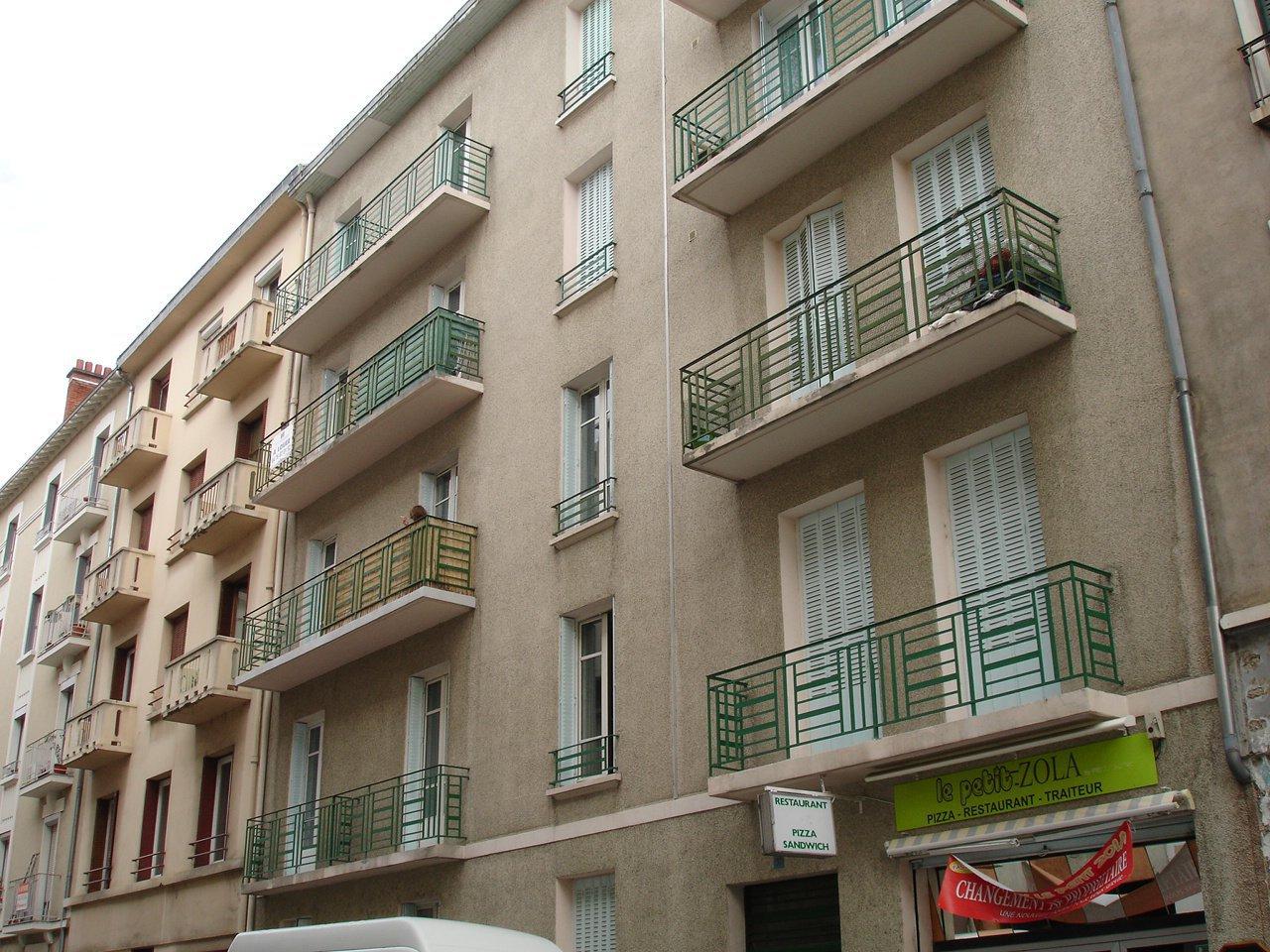 T4 3 CHAMBRES 30 rue Emile ZOLA