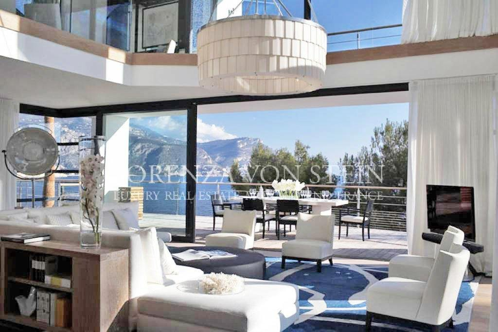 Cap Ferrat - Waterfront Dream Estate