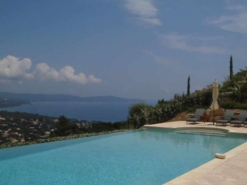 Stunning sea view house Cavalaire sur Mer Var Provence
