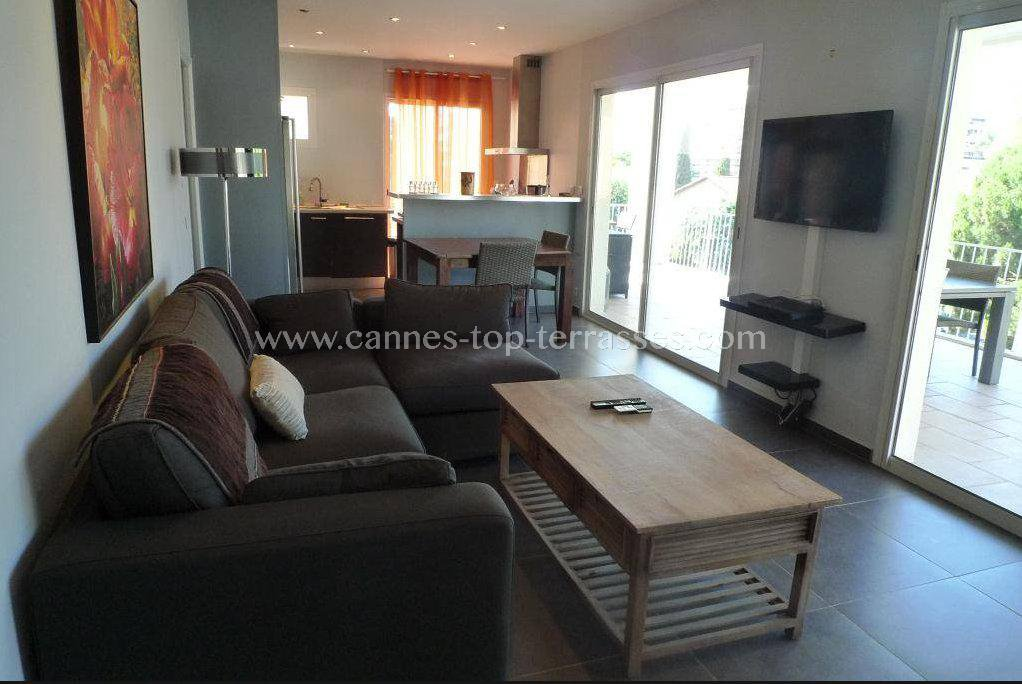 Sale Penthouse - Cannes Basse Californie