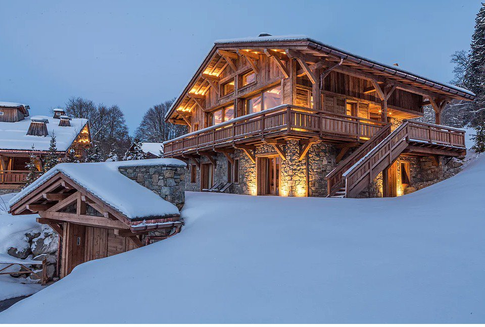 Chalet Maia Chalet in Megeve