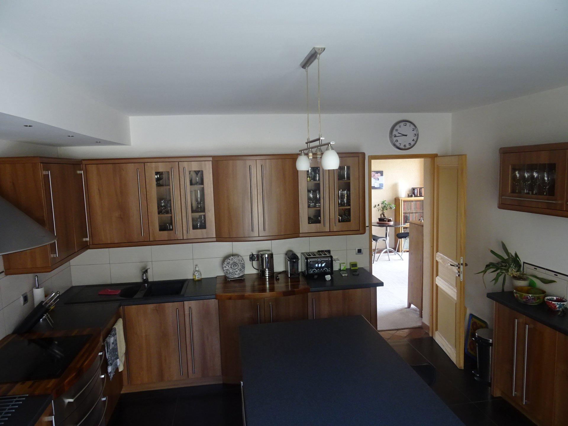 cuisine maison principale
