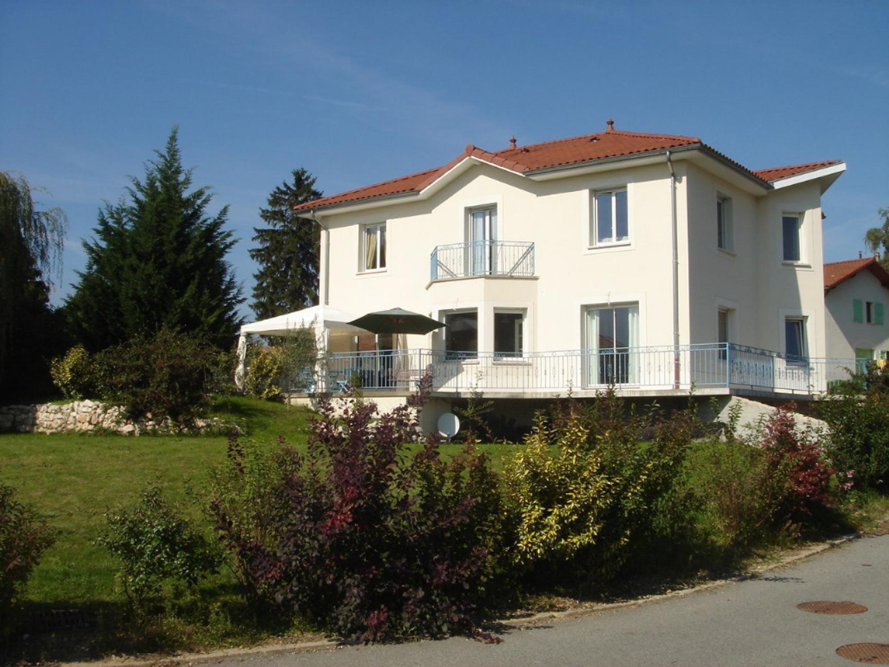 Vente Villa - Champagnier