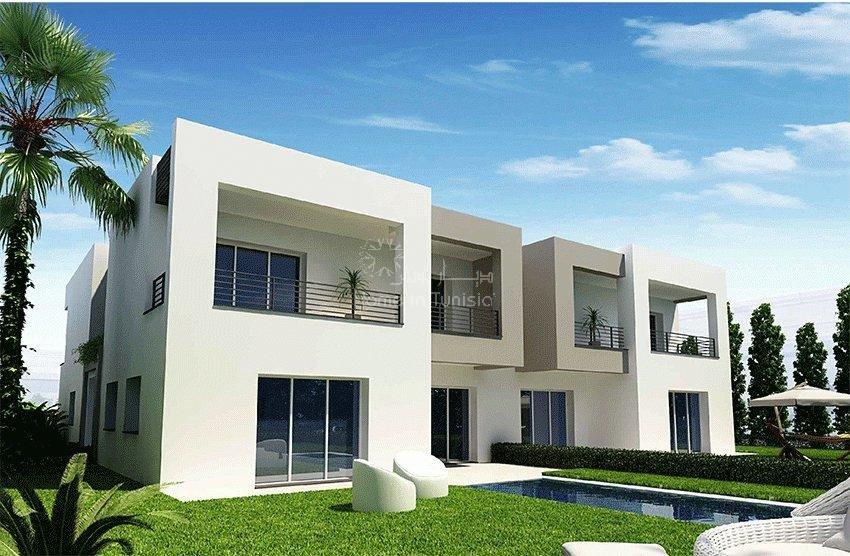 Maison style Riad sur golf