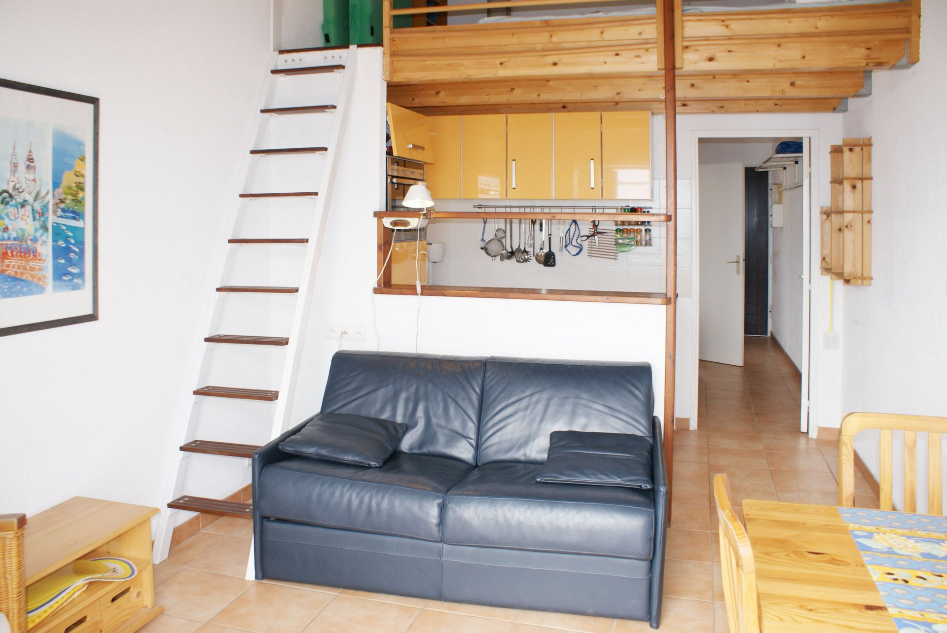 2 - 4 couchages vue mer cabine * MM 49 *