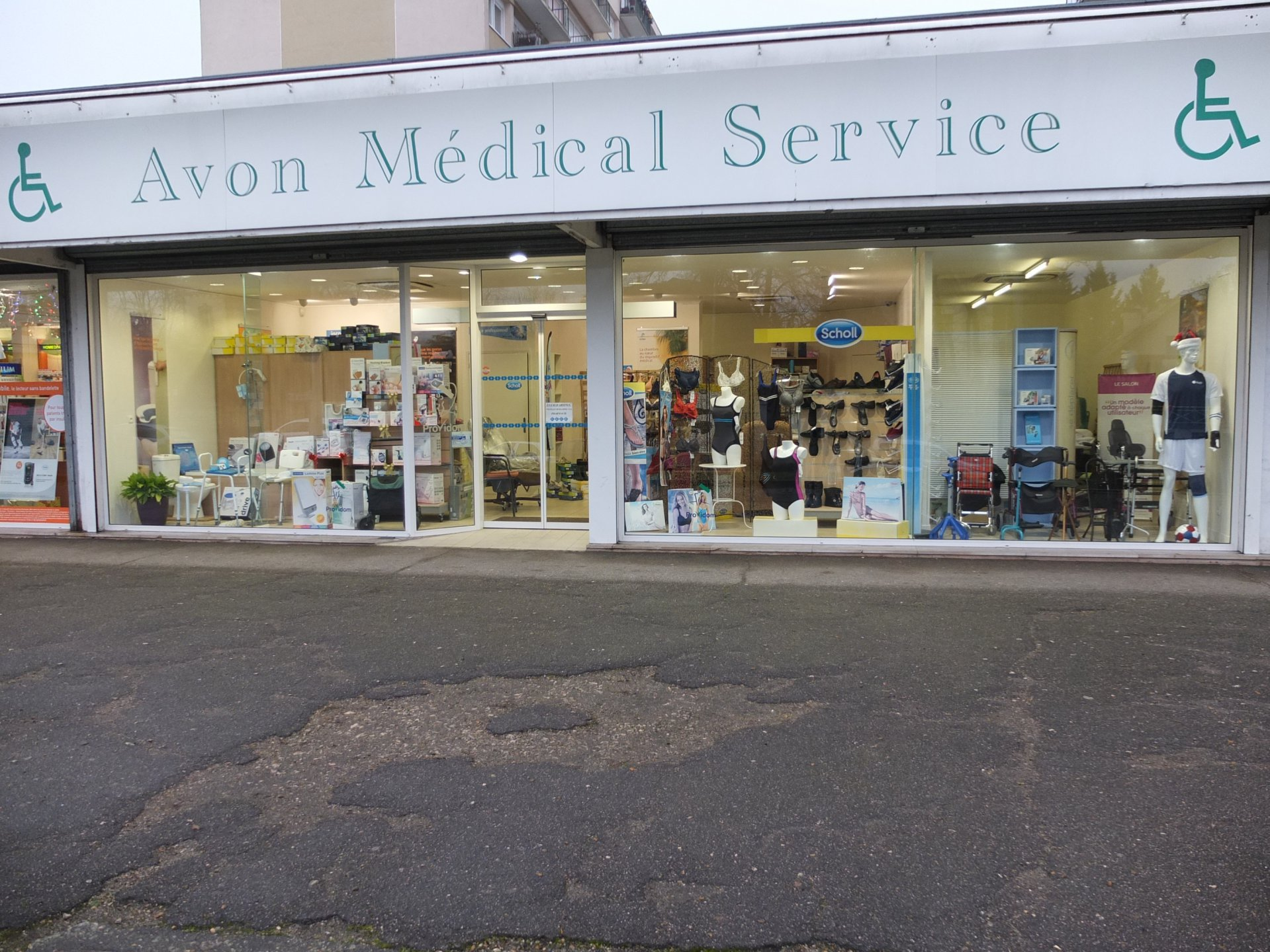 Sale Retail - Avon