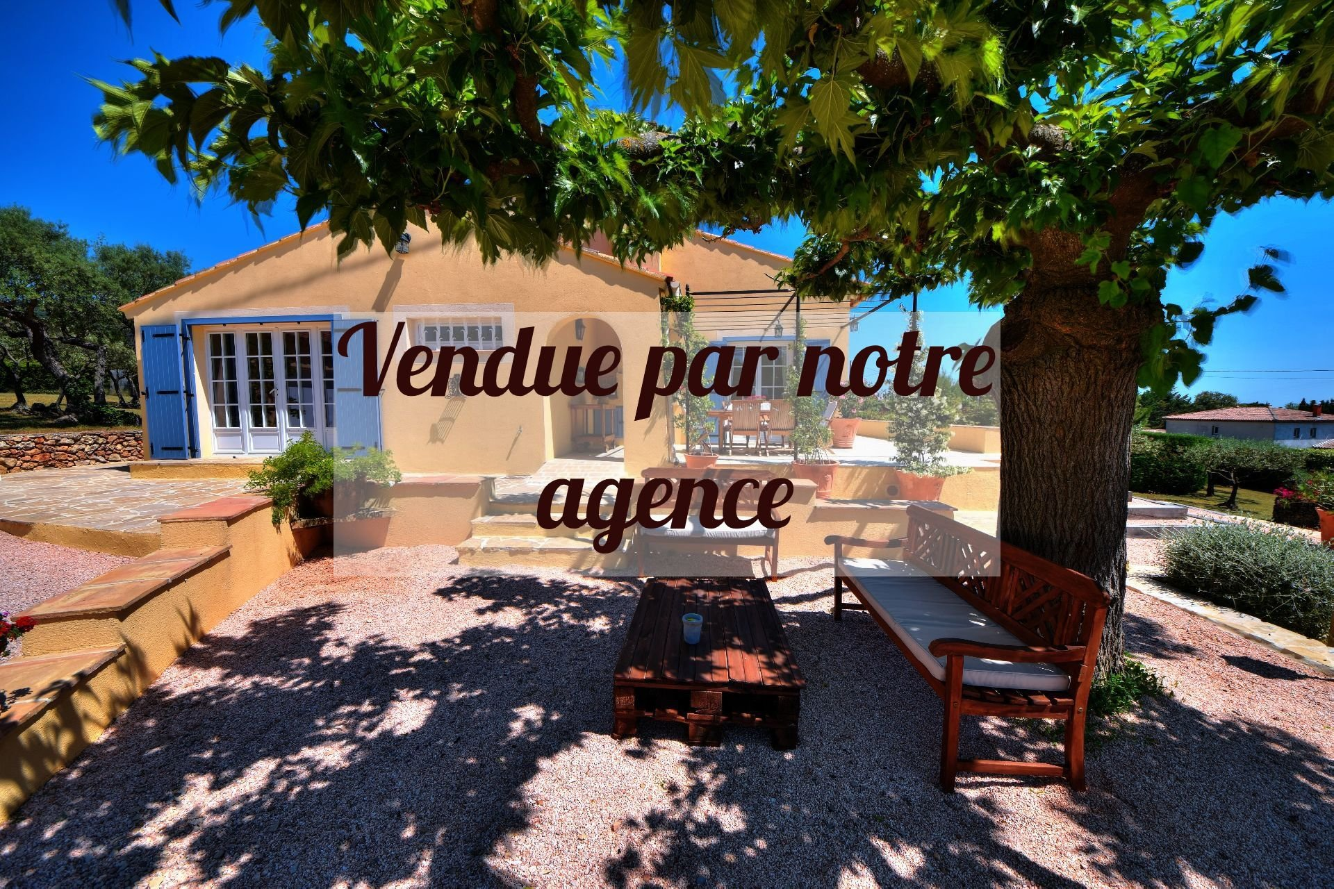 Villa à vendre Aups Var
