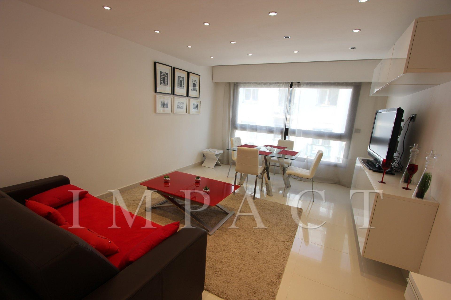 location saisonnière - Appartement 2 pièces centre Cannes