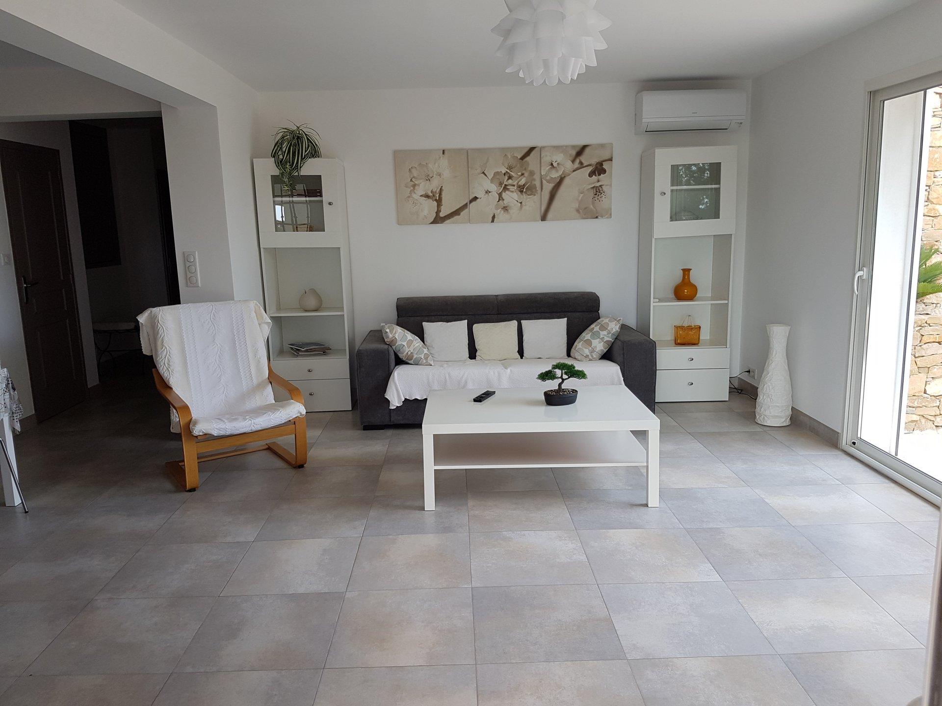 Seasonal rental Apartment villa - Bandol
