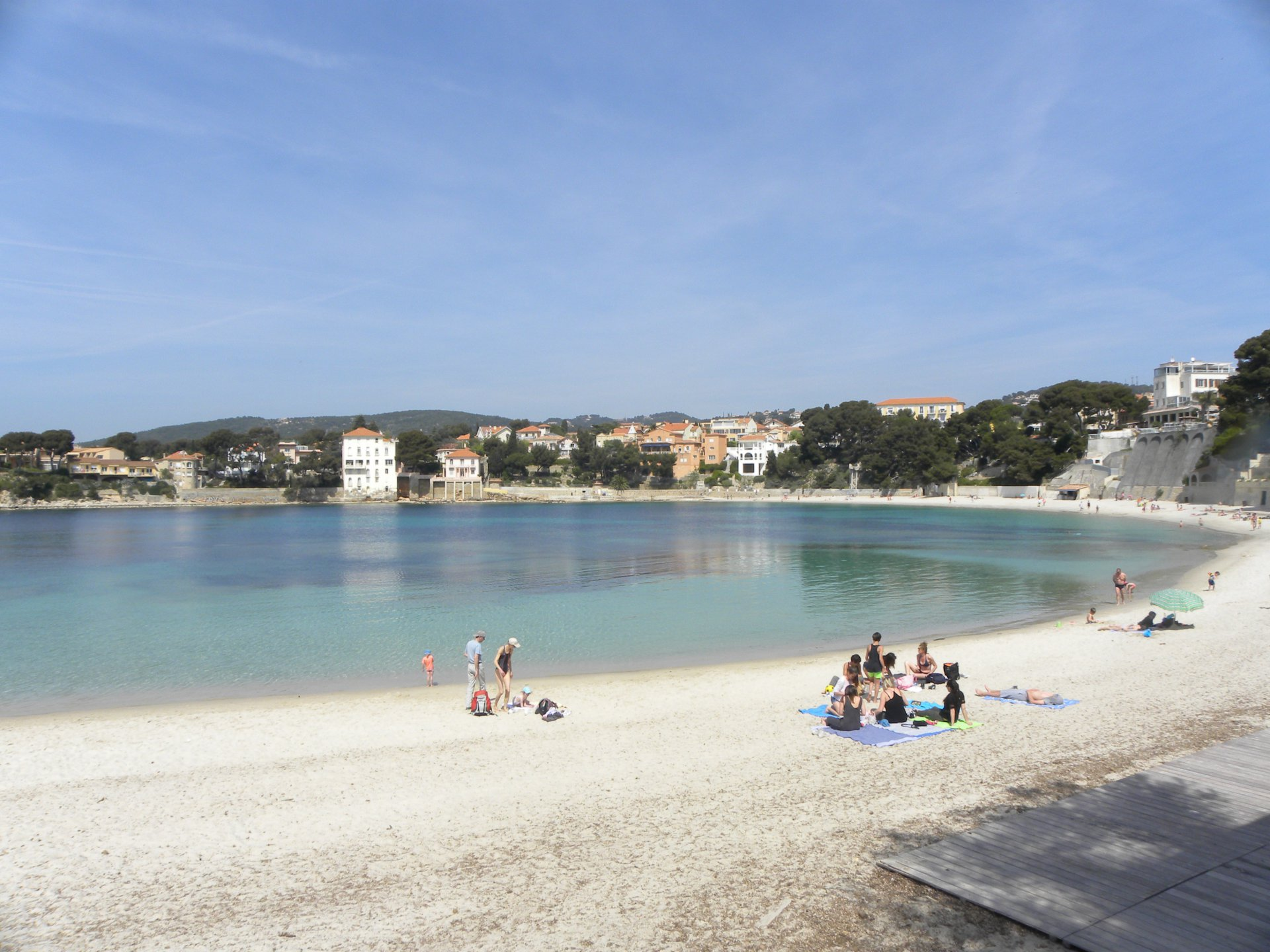 Seasonal rental Villa - Bandol