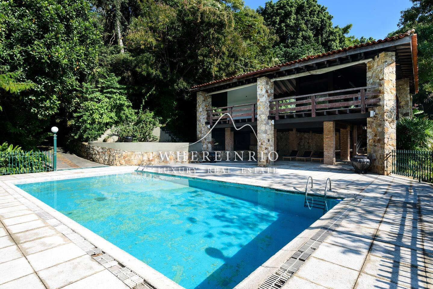 Seasonal rental House - Rio de Janeiro Cosme Velho - Brazil
