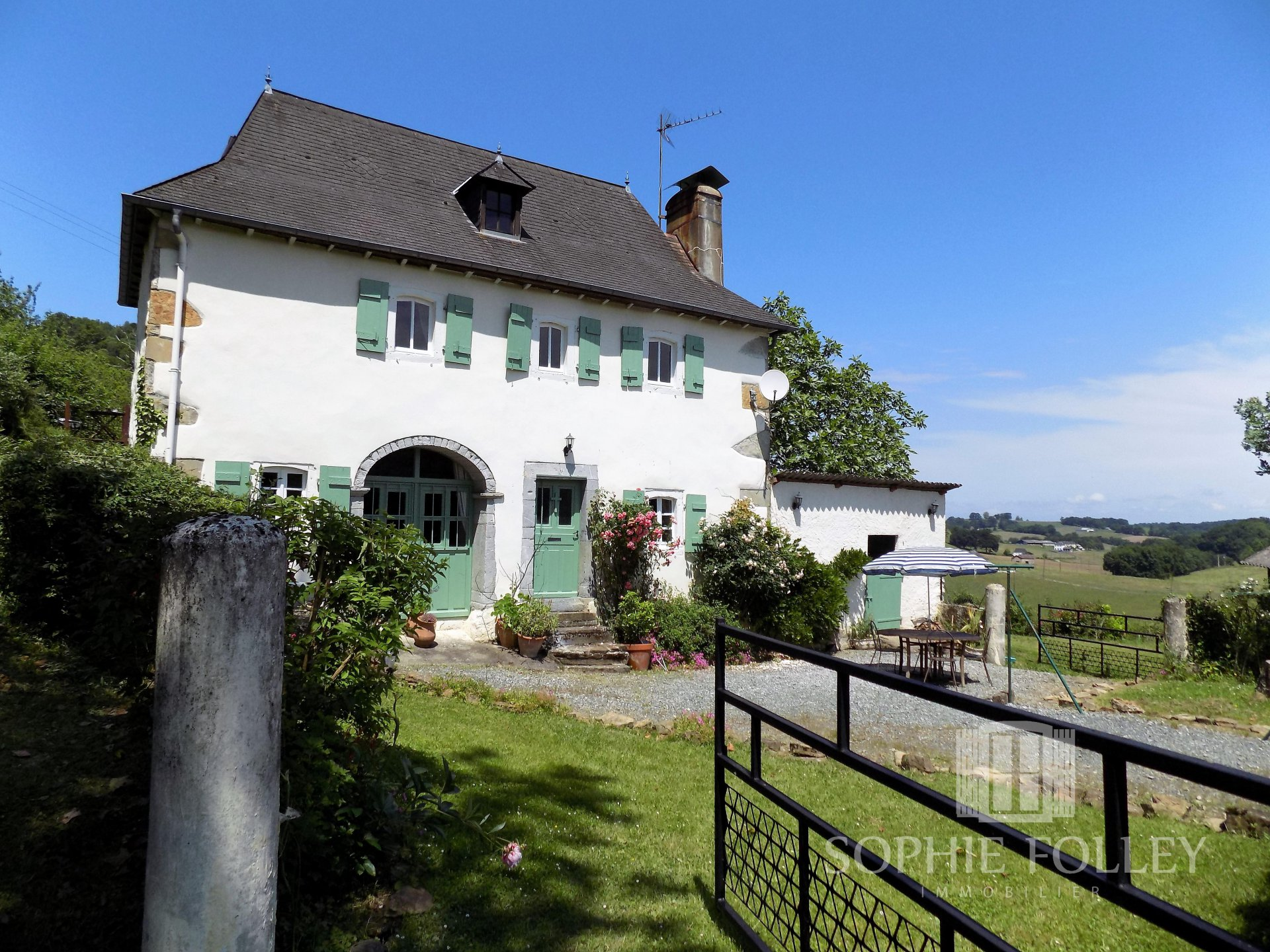 Near BARCUS - Charming renovated farm house