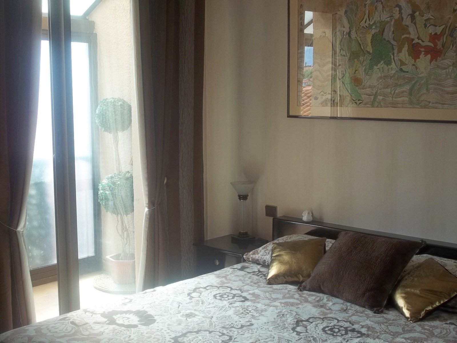 Perpignan beautiful duplex apartment, with balcony and terrace sold furnished type T3 with suite