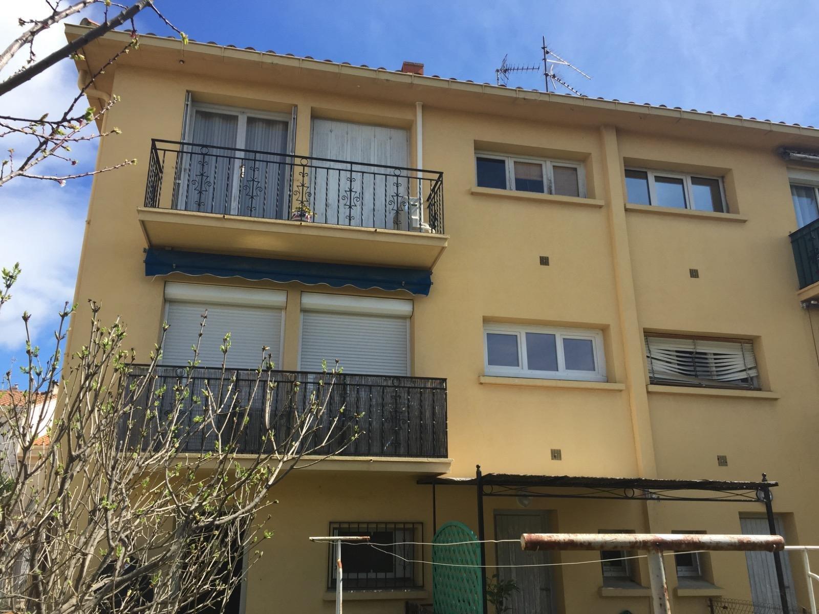 T4 clos Banet balcon garage jardin