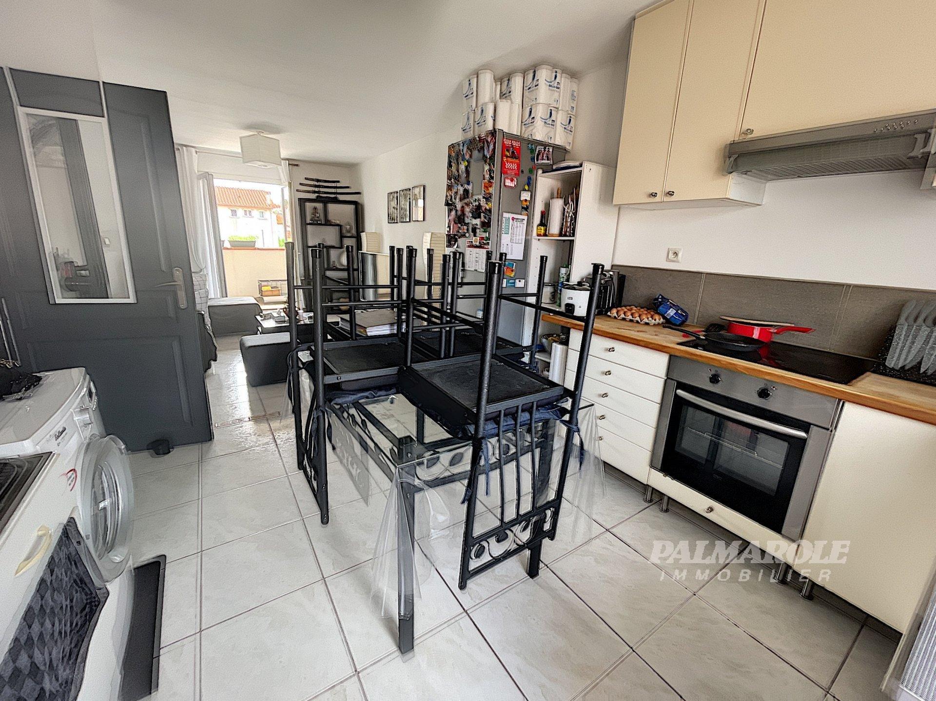 Perpignan les platanes , maison composée de 2 appartements