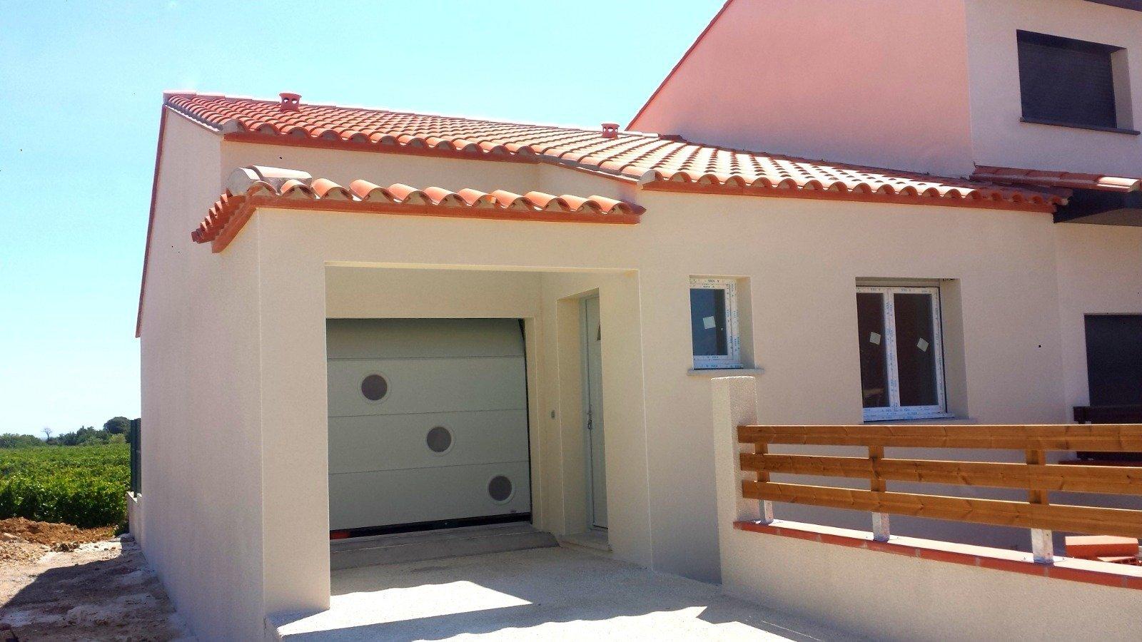 ARGELES  villaNeuvet3/t4 plain pied garage jardin dernières normes -
