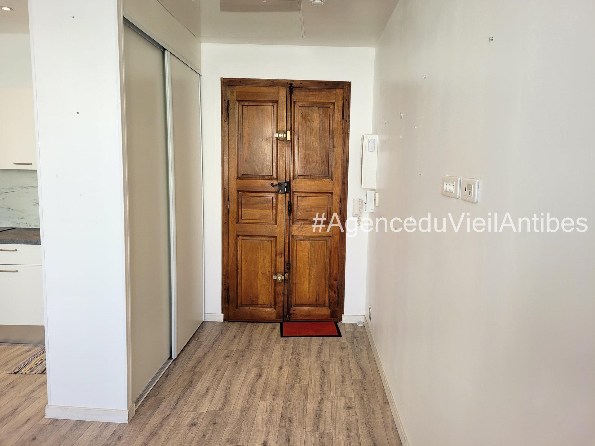 Vieil Antibes 2p de 54 m²