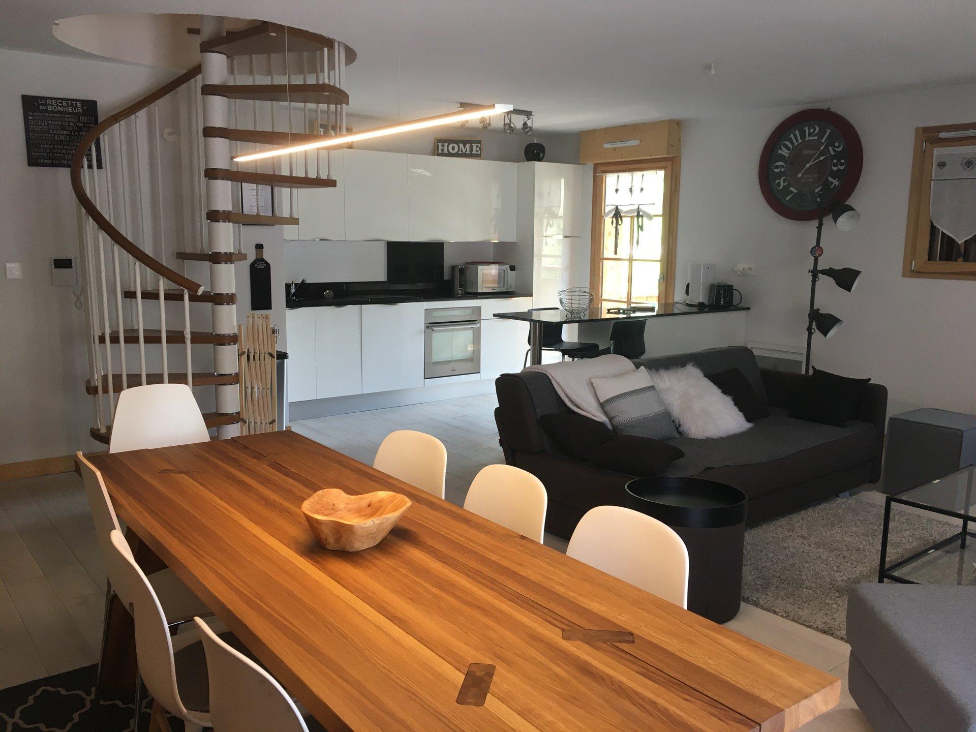 Sale Duplex - Les Deux Alpes