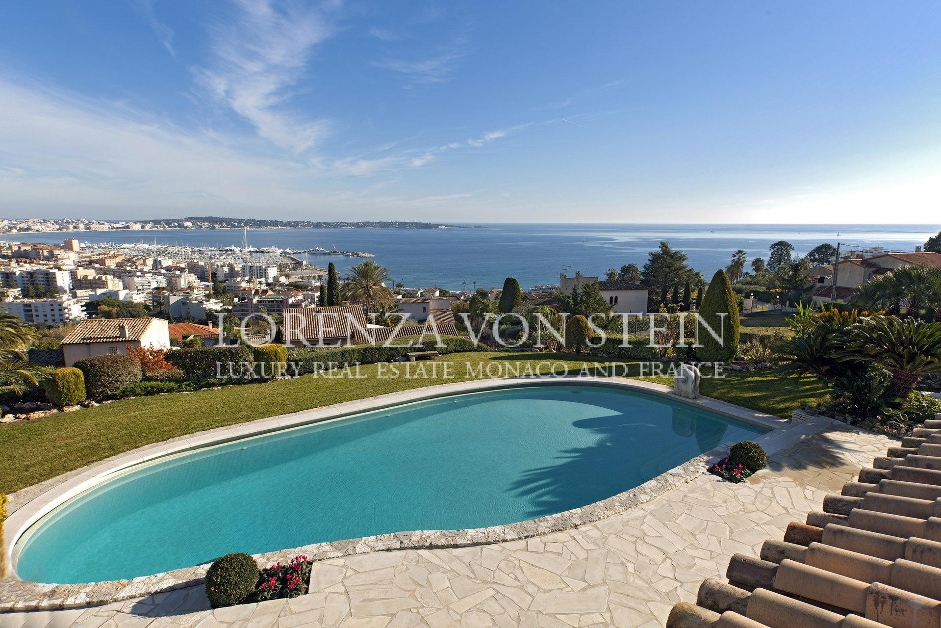 Golf-Juan - Panoramic Views