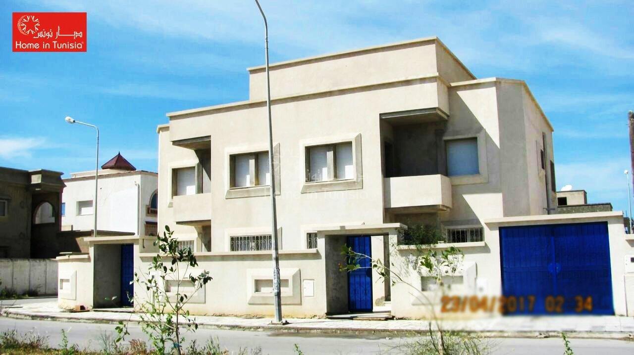 Magnifique Villa à Borj Cedria
