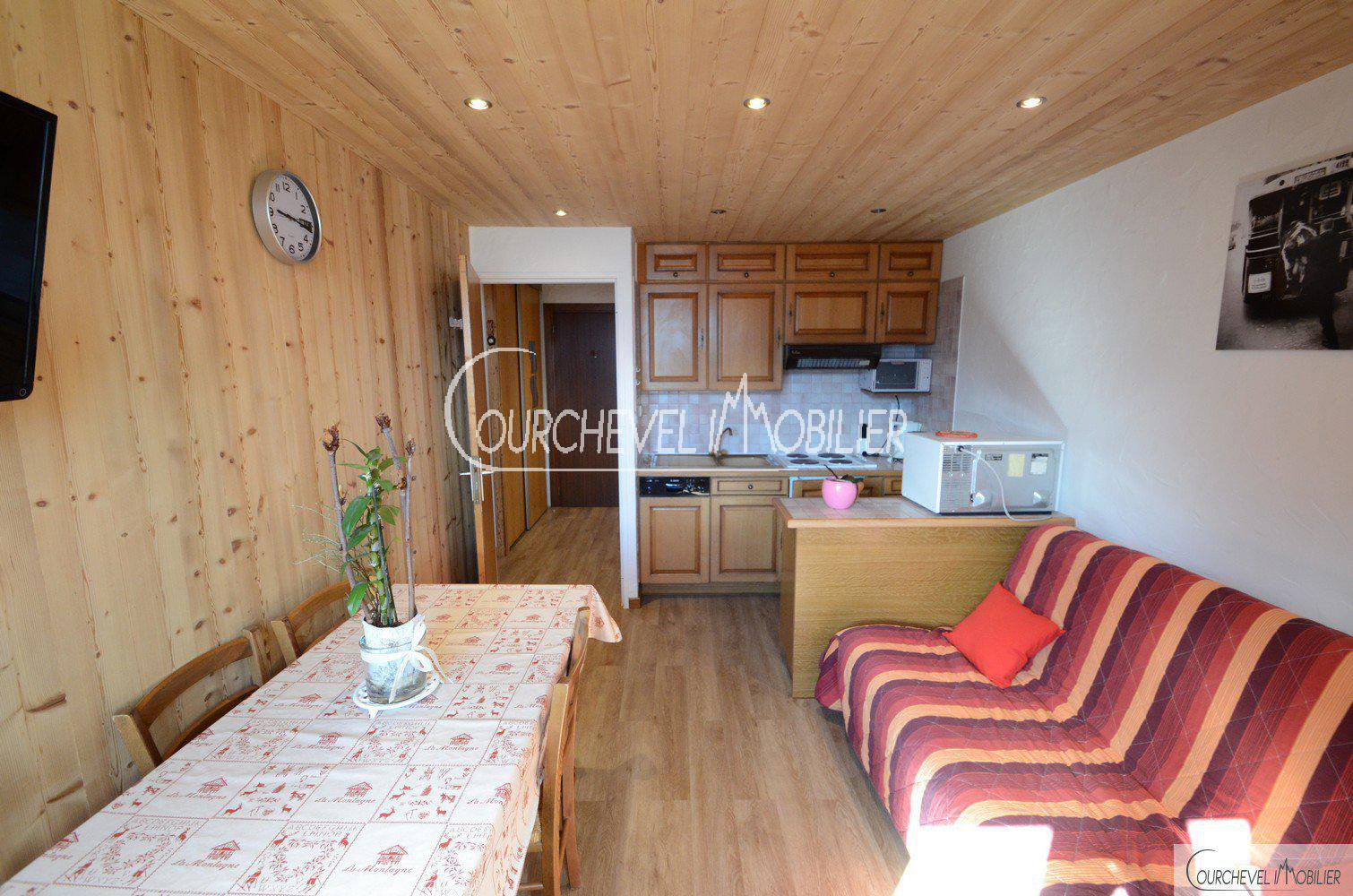 One Bedroom apartment - Courchevel Village