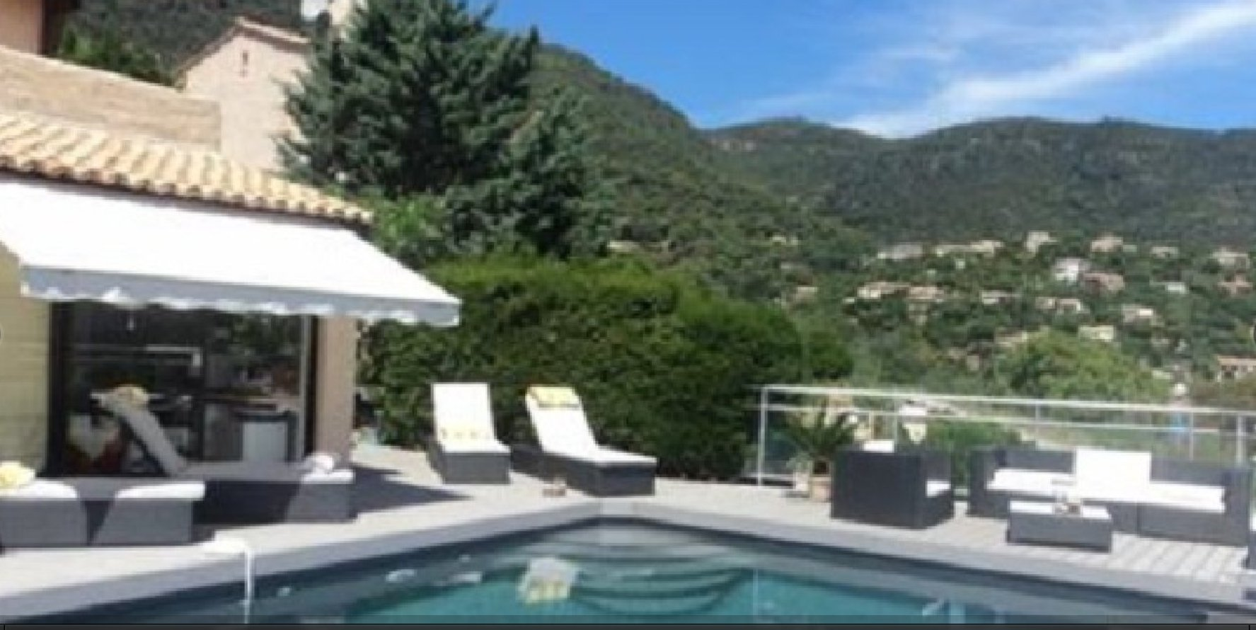 Cavalaire sur Mer, panoramic view, Villa 6 rooms, Land 650 m2