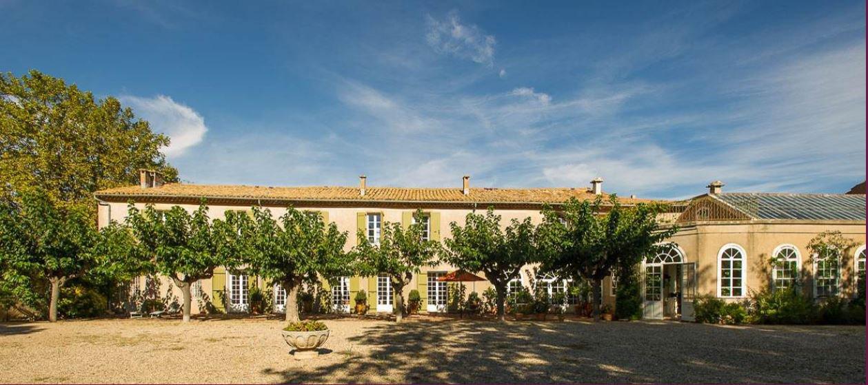 Montpellier - Vineyard