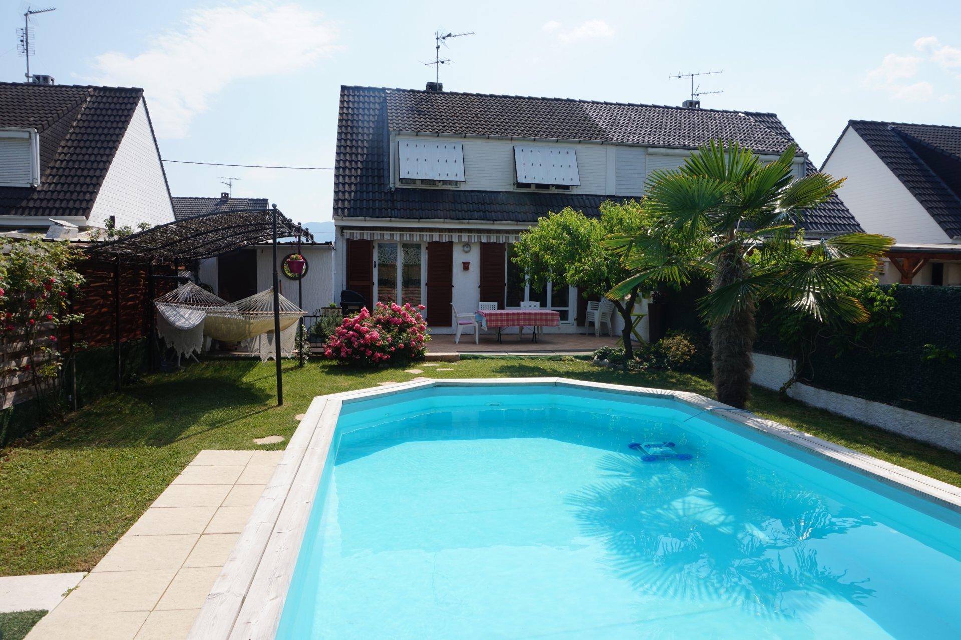 Vente Villa - Champ-sur-Drac