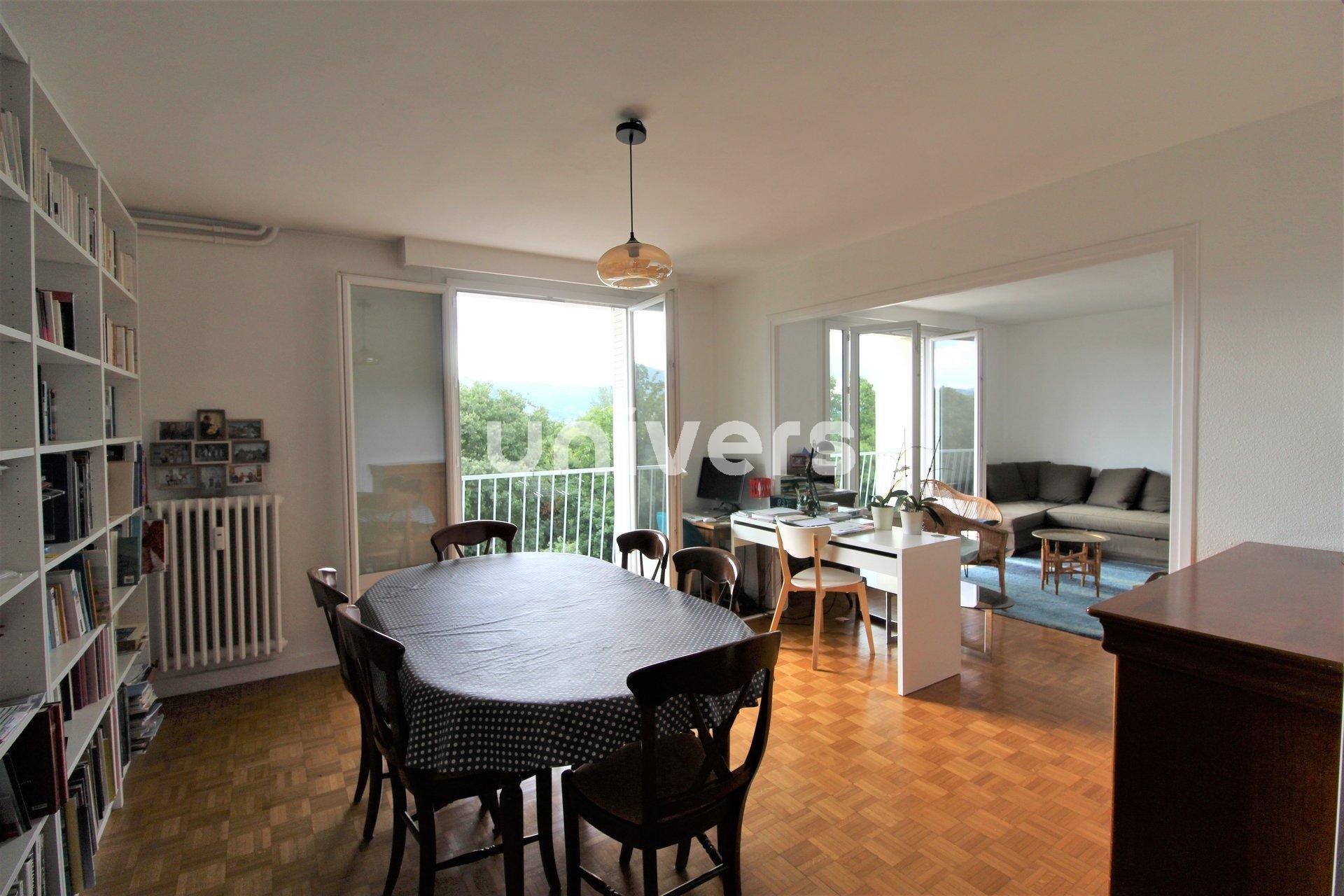 Appartement T5 - 102 m² - av. Maurice Faure - Garage