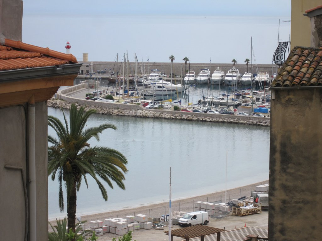 2 room apartment with seaview and balcony - Menton - Vieille Ville