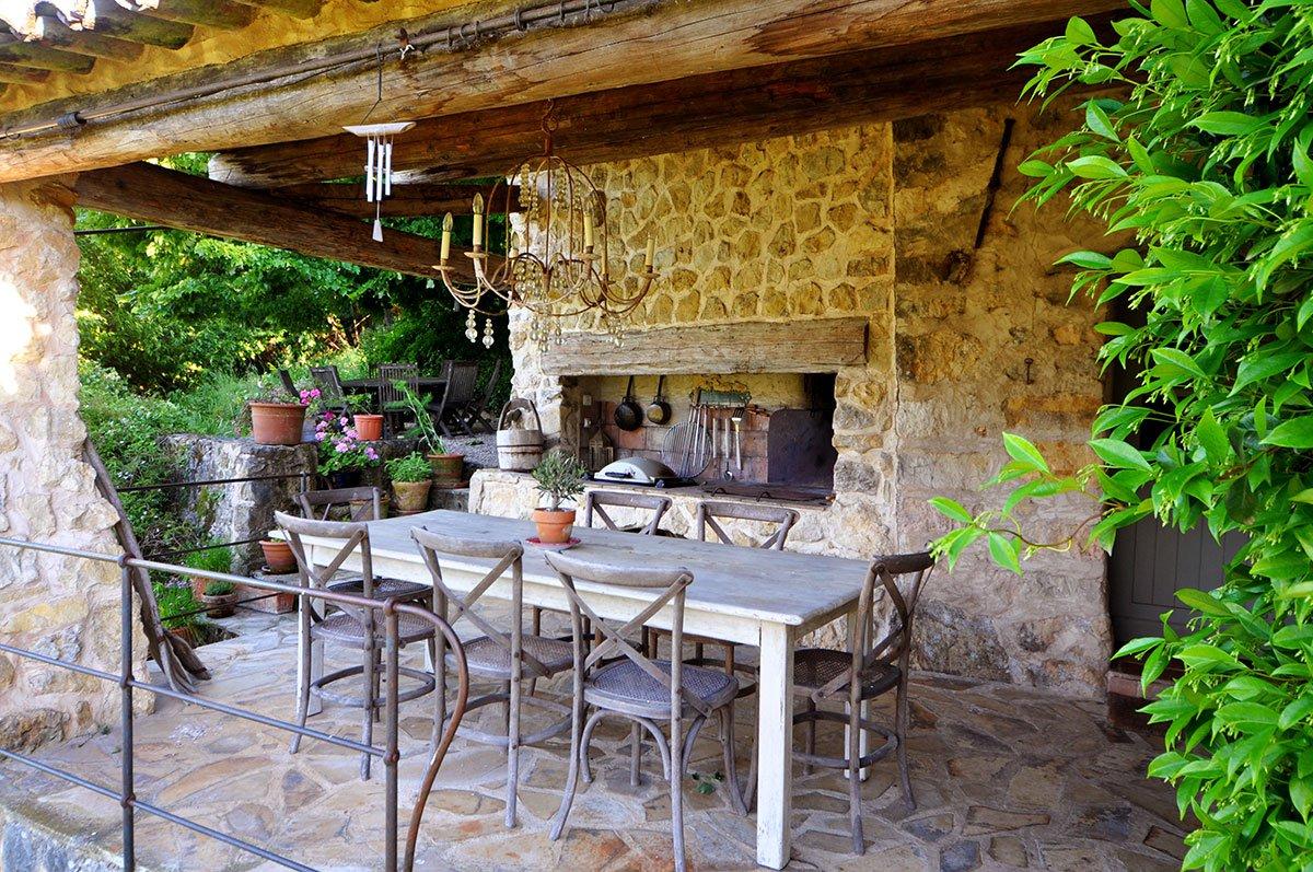 Le Rouret - Charmante maison en pierres
