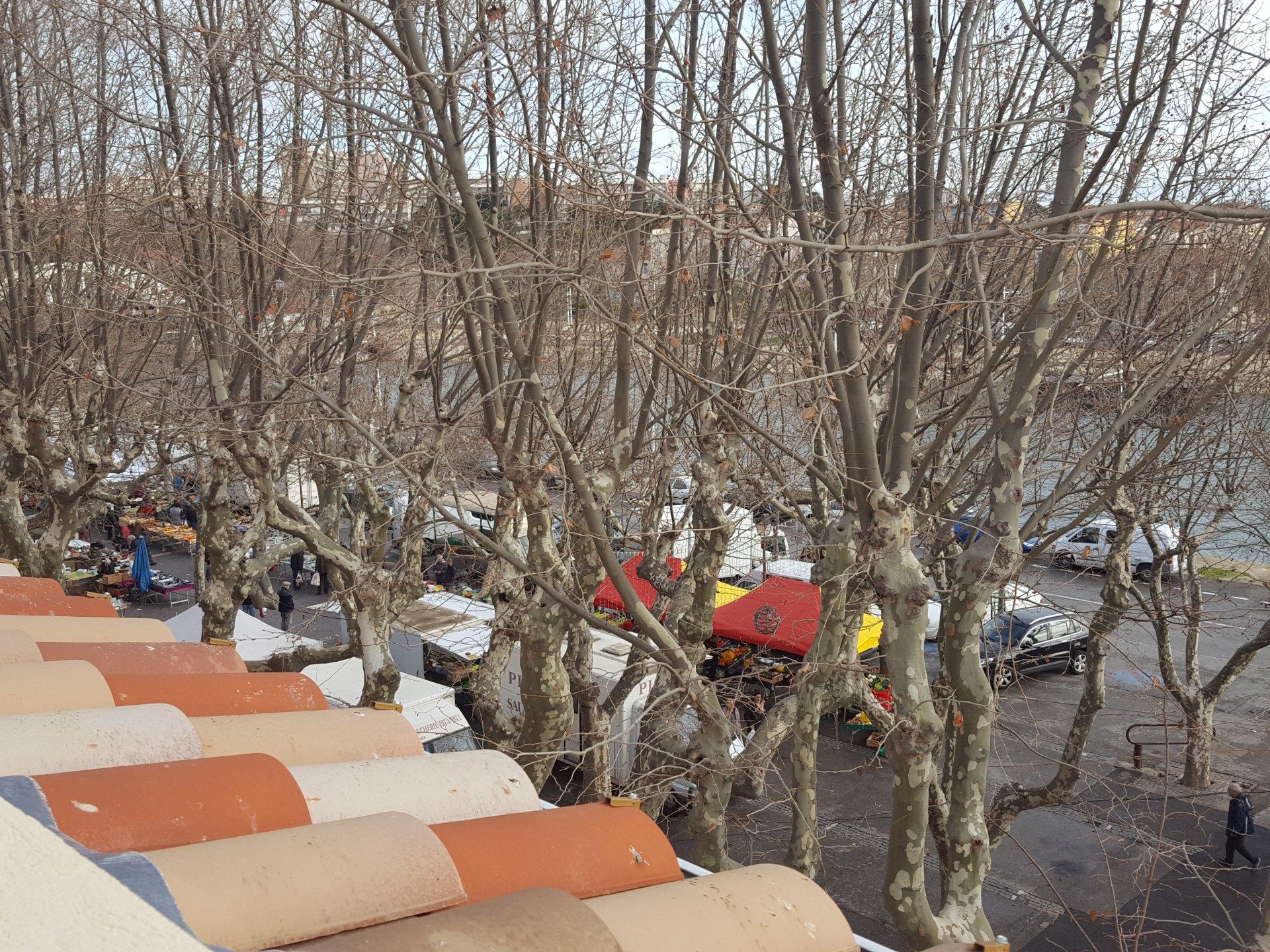VENTE APPARTEMENT DUPLEX 4 PIECES -TERRASSE + GARAGE PORT DE BOUC