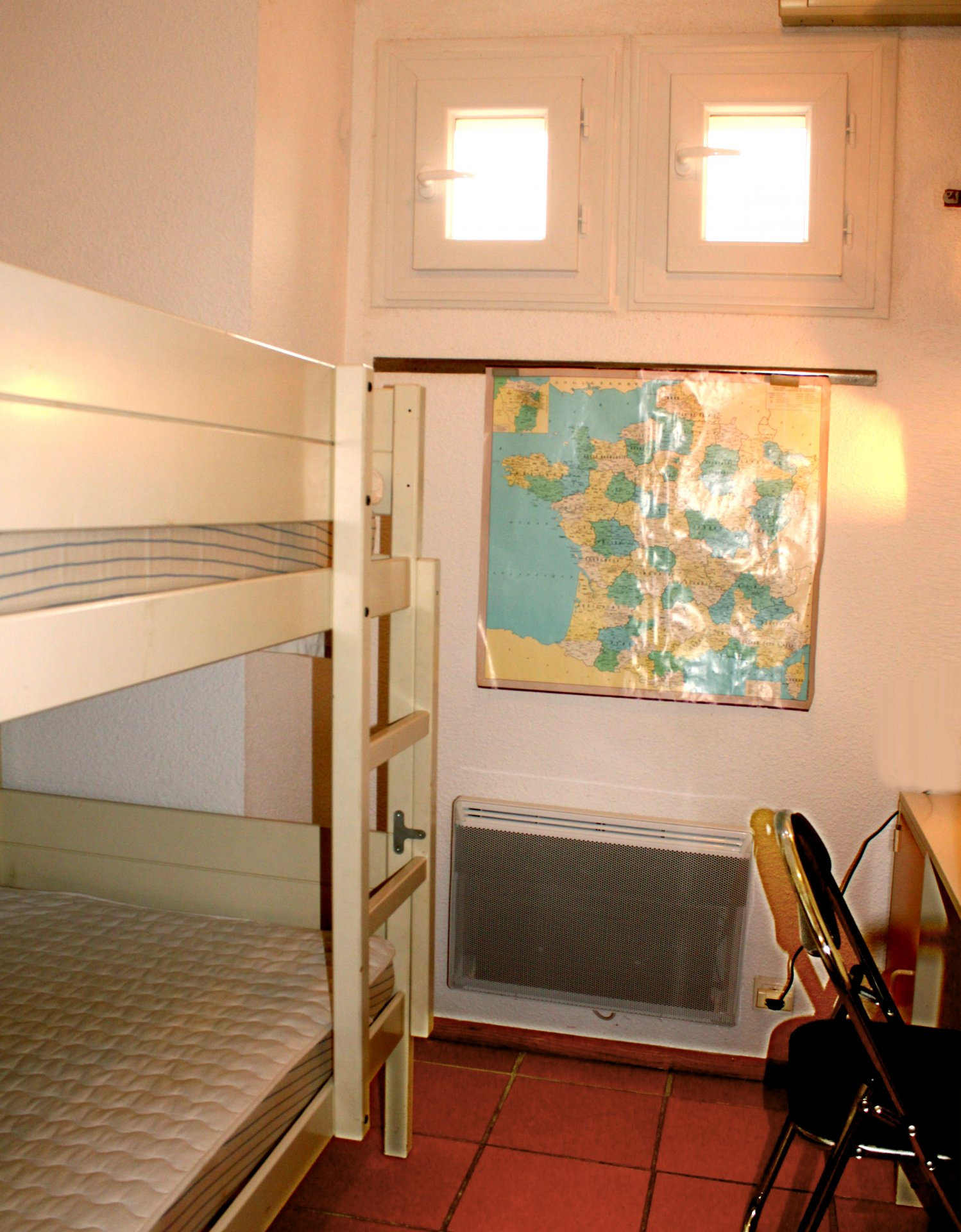 2/3 bed rooms appartment, terrace, sea view