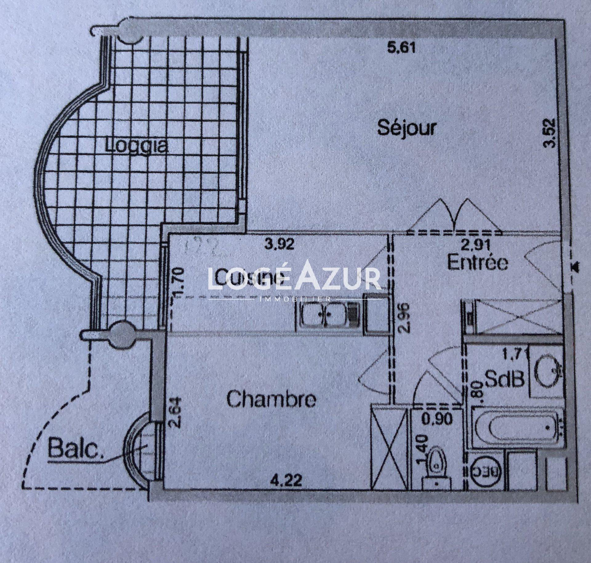 Продажа 1-комнатная квартира - Паркинг - Подвал - Бассейн