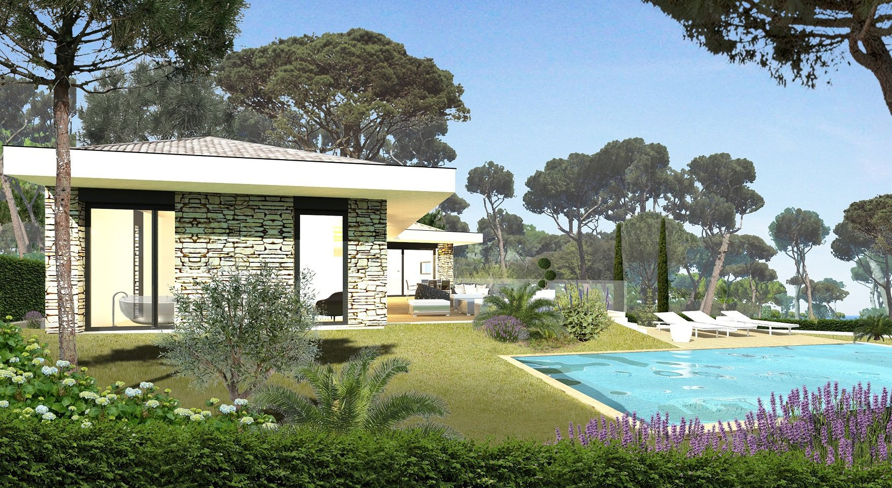 Sale Building land - Biot Les Clausonnes