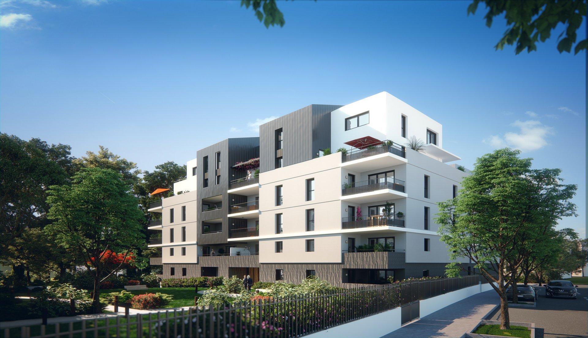 Programme Immeuble - Montpellier