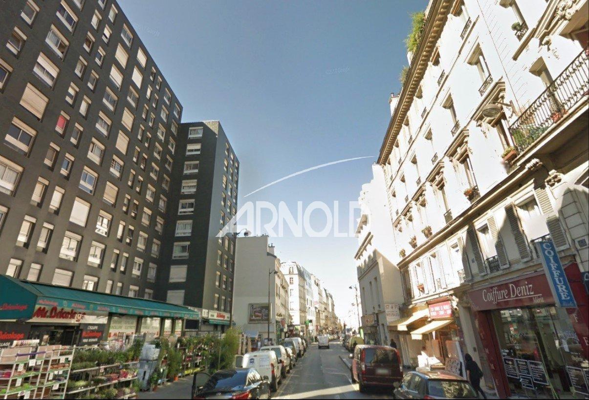 PARIS 11ème - Goncourt.