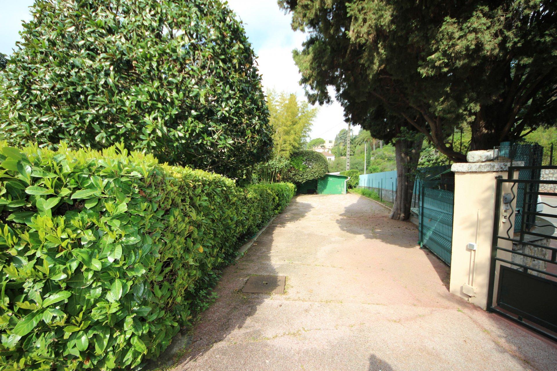 Cannes Montfleury, villa 171m2 au calme et proche commerces