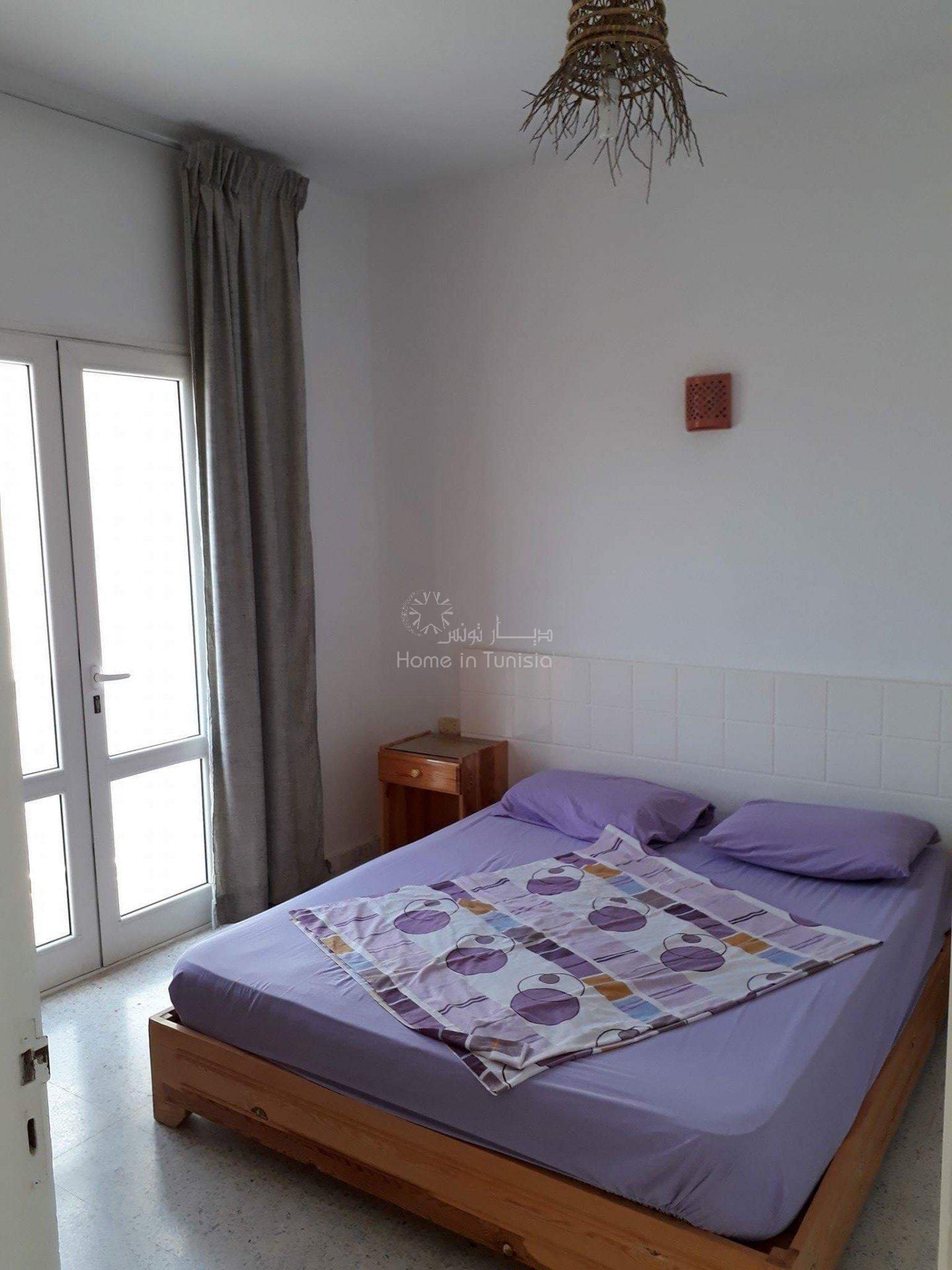 Appartement de vacance de type S+1 situé à  chatt meriem