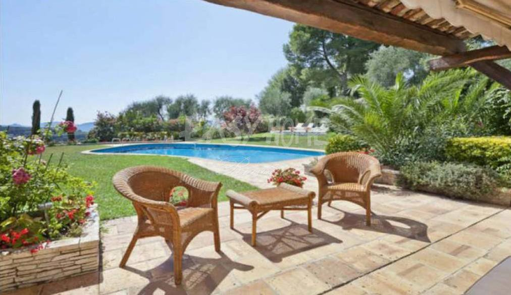 Purchase/sale Villa Mougins - View sea and village