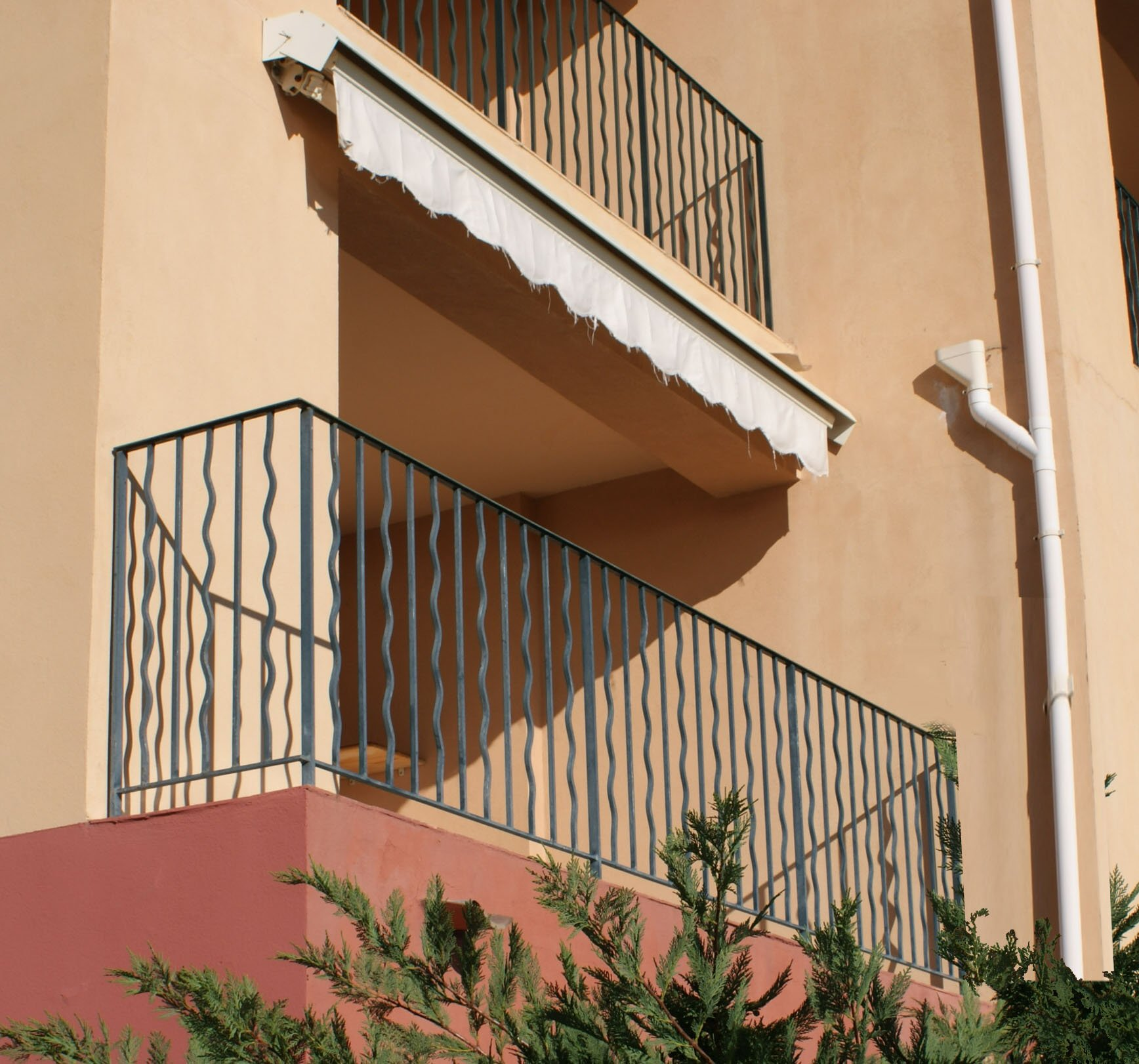 Deux pièces d'angle  dans une résidence de standing