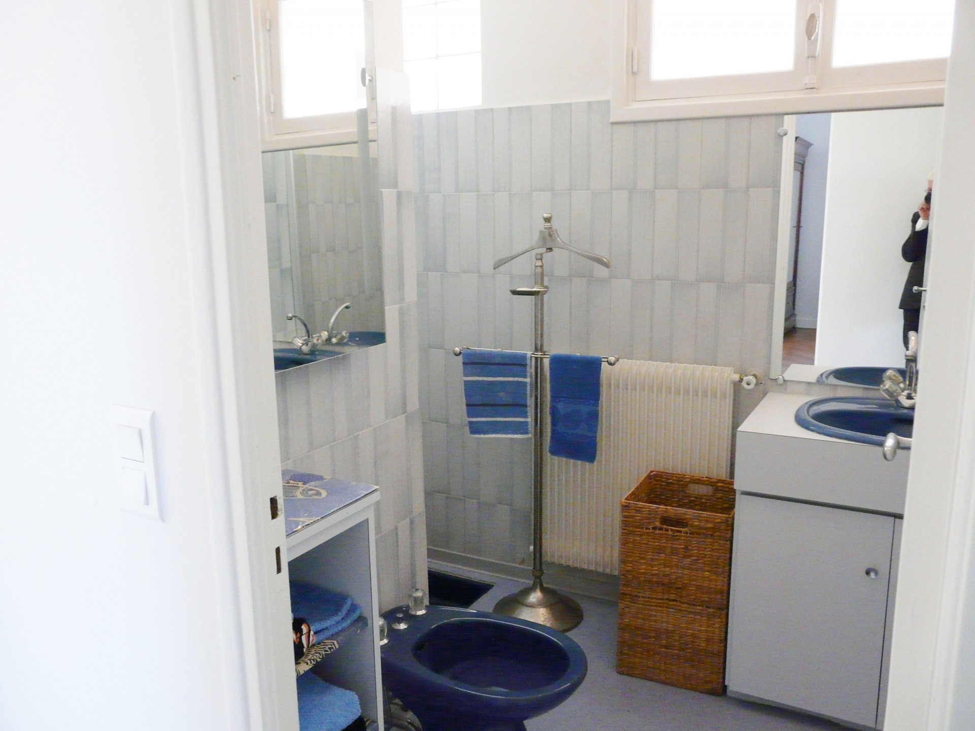 Bathroom at the first floor