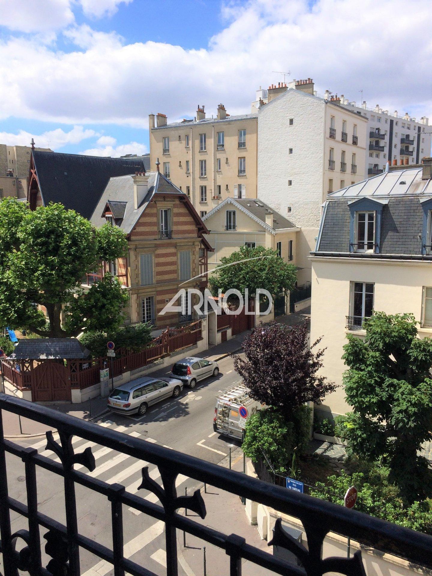Asnieres-sur-Seine - Centre/Mairie - 4 pièces
