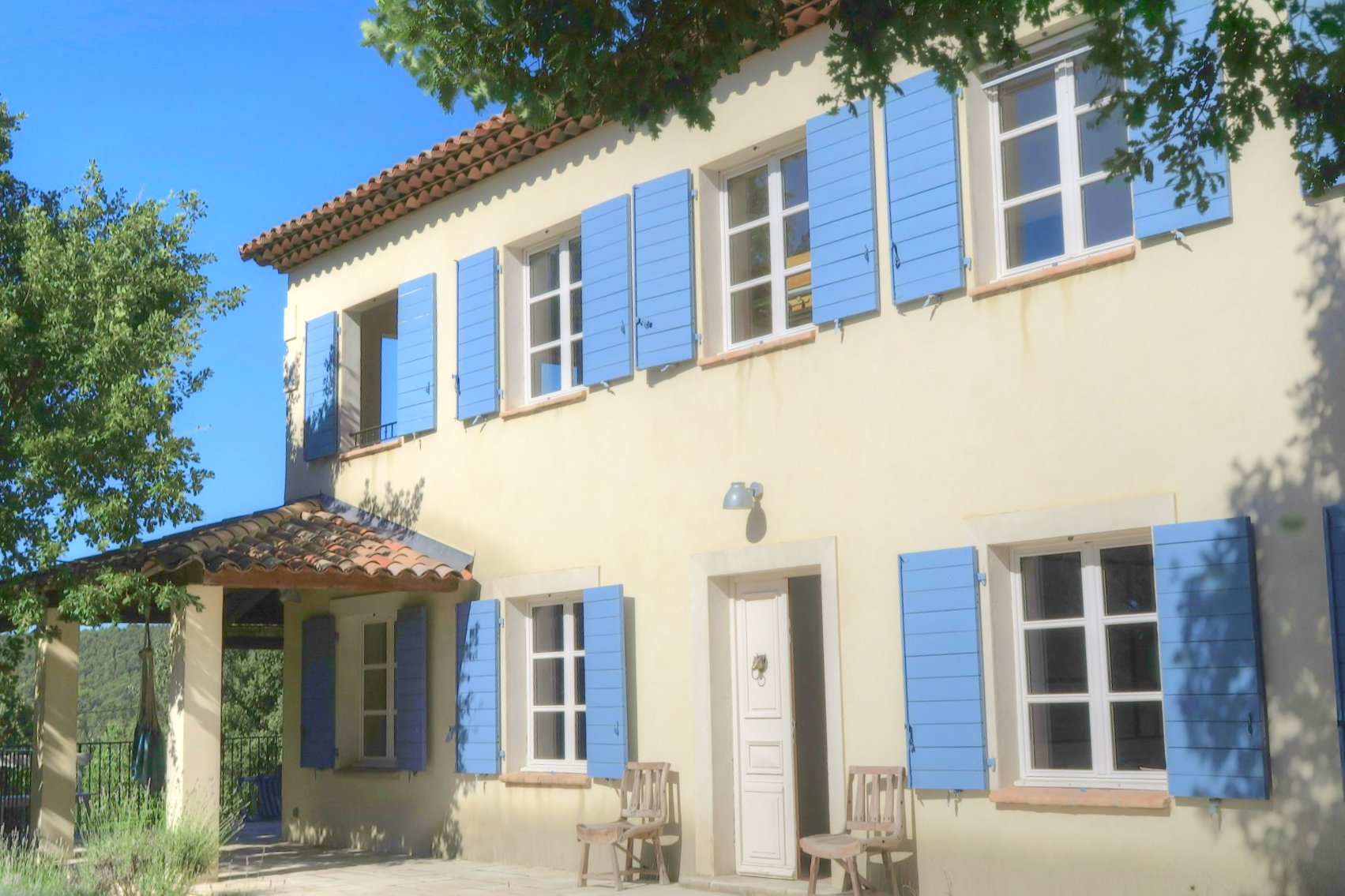 Charming Bastide with open views near Lorgues